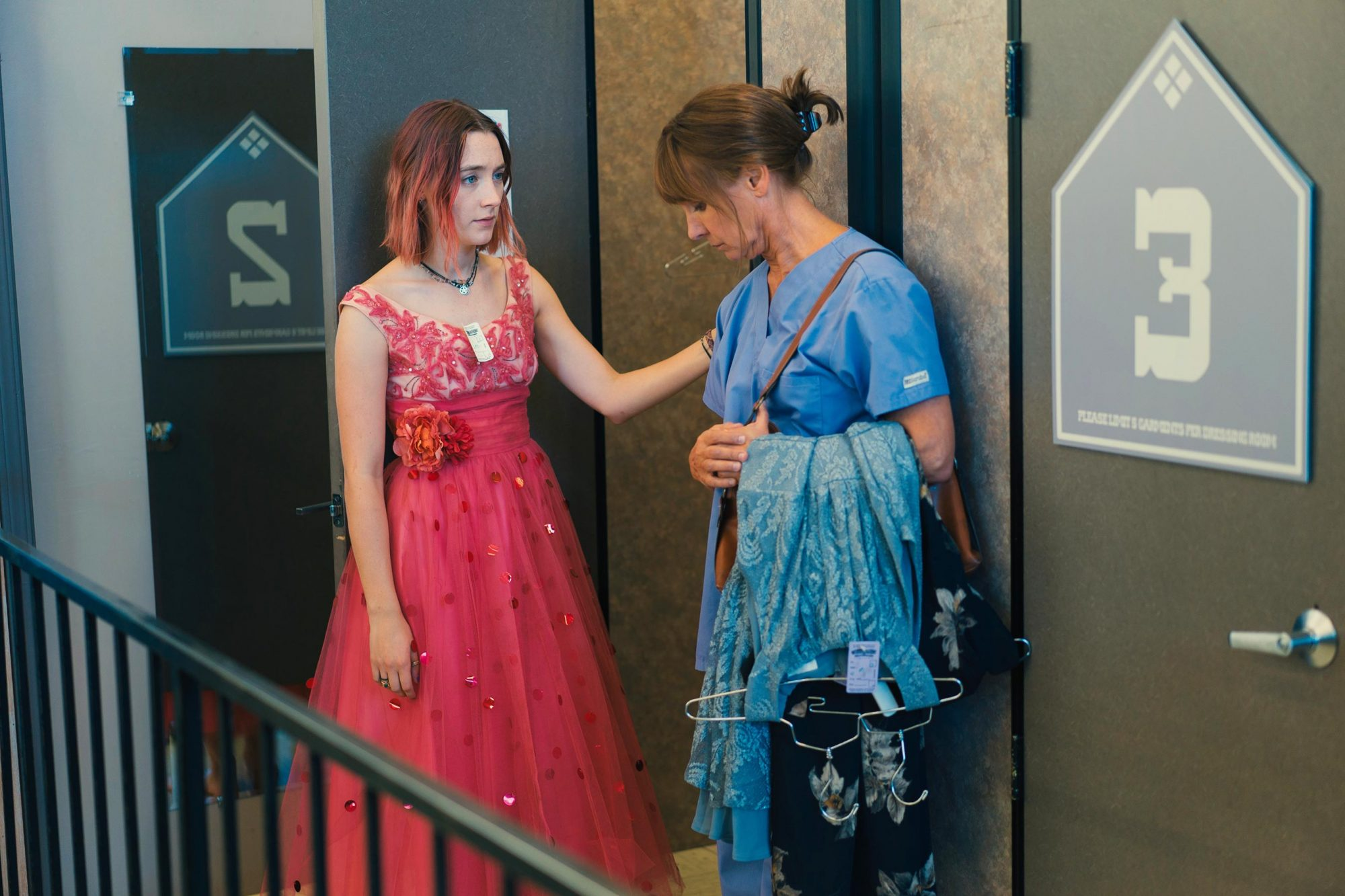 Lady BirdSaoirse Ronan and Laurie Metcalf