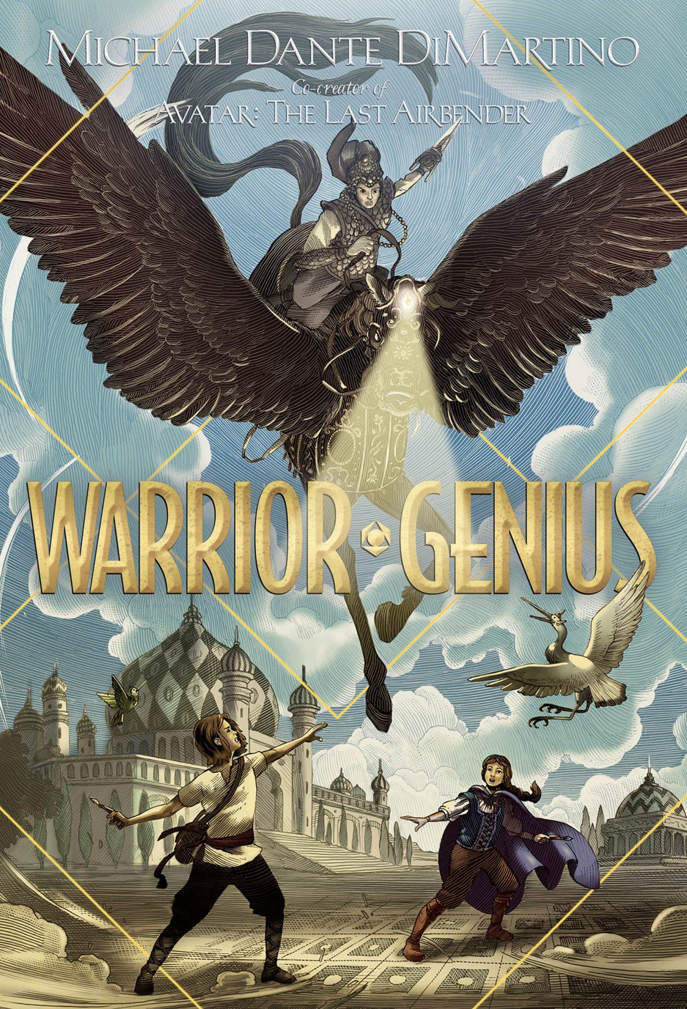 warrior genius
