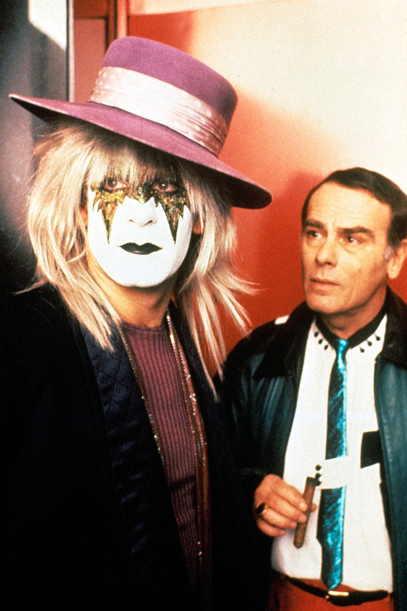 QUANTUM LEAP, Scott Bakula, Dean Stockwell, 1989-93, episode 'Glitter Rock-April 12, 1974' aired 4/1