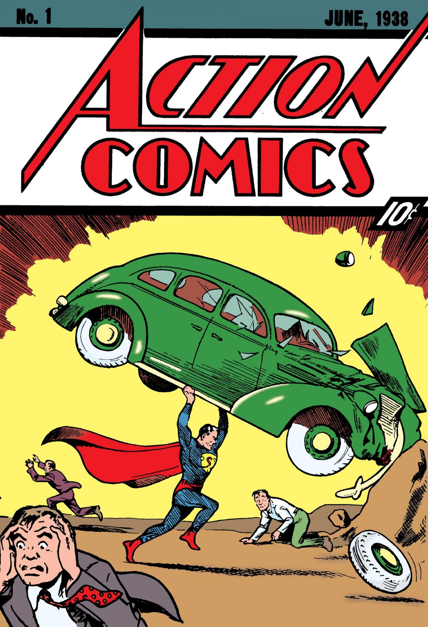 Action Comics No.1