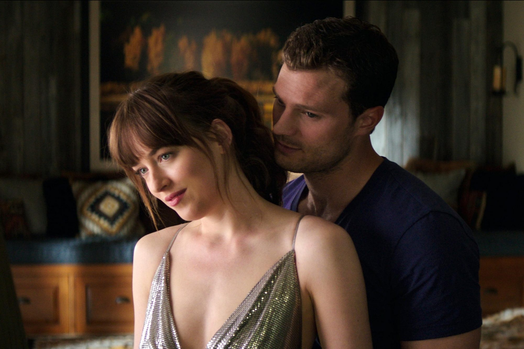 Fifty Shades FreedJamie Dornan and Dakota Johnson