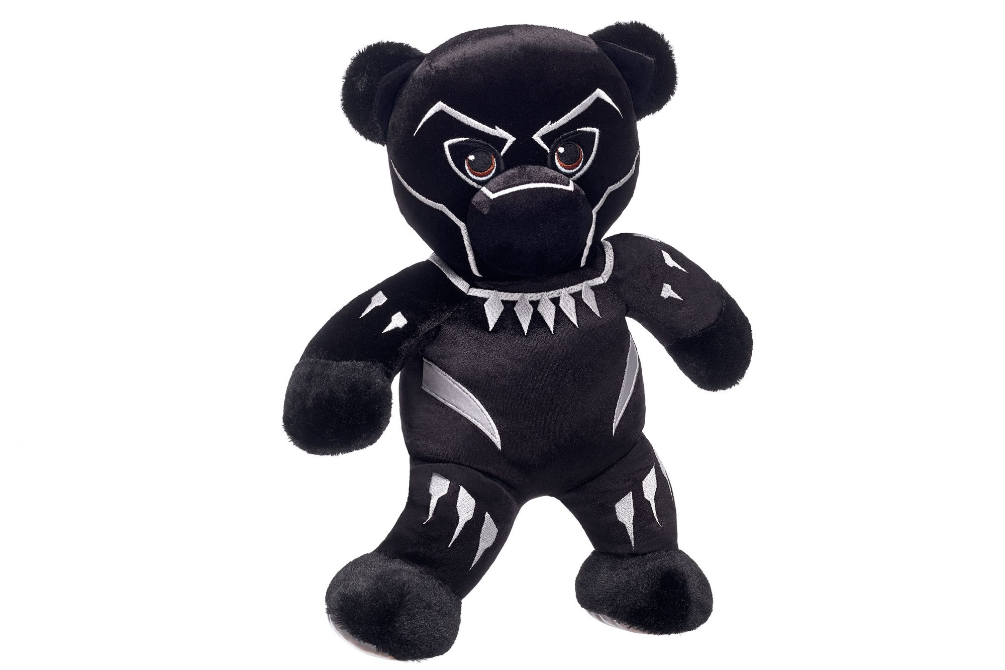 25831-25863 Black Panter Bear Posed