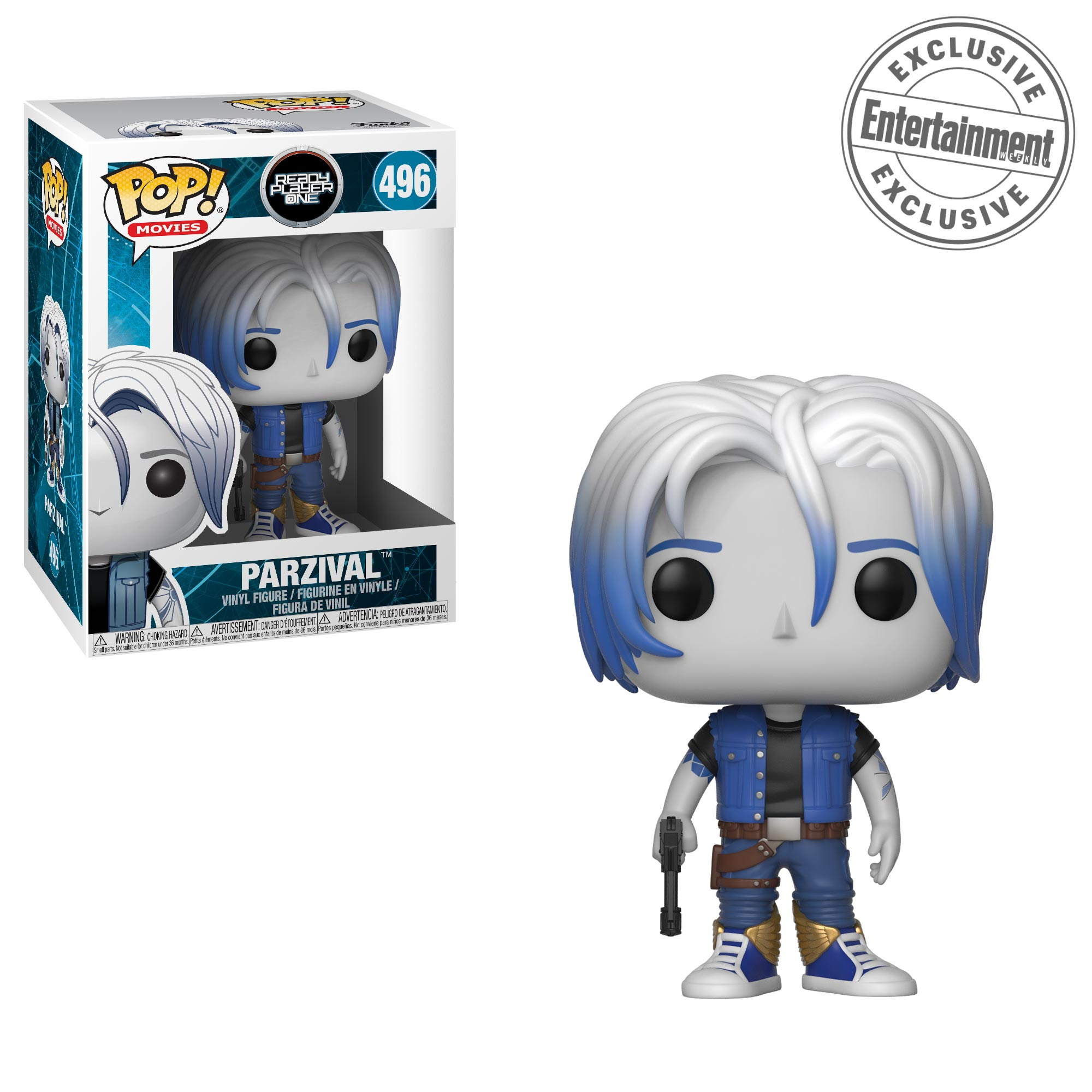 Ready Player One Funko Toy Fair Exclusives