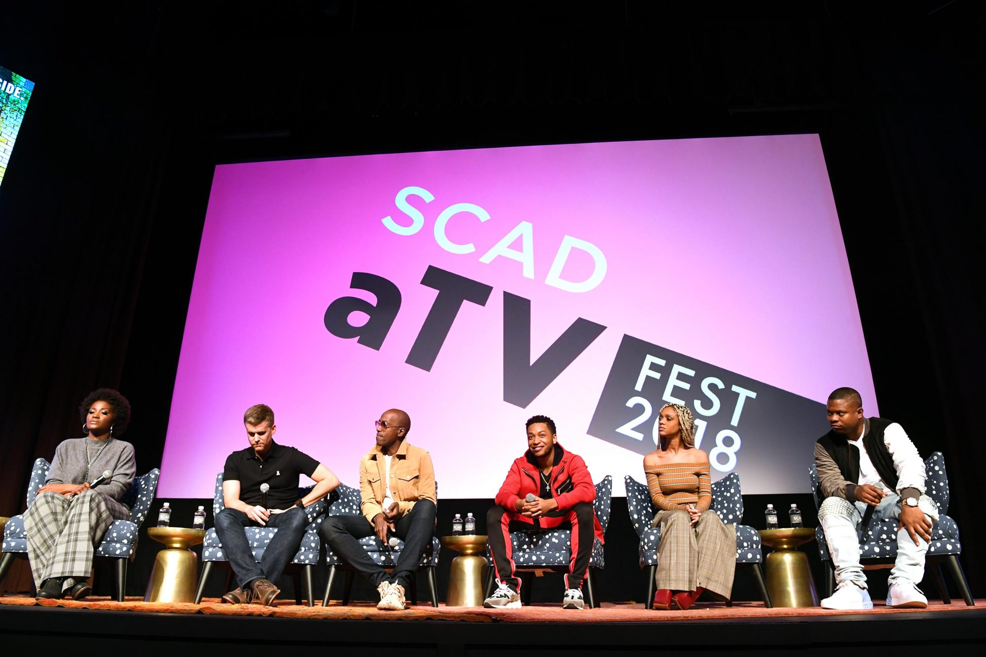 """SCAD aTVfest 2018 - """"The Chi"""""""