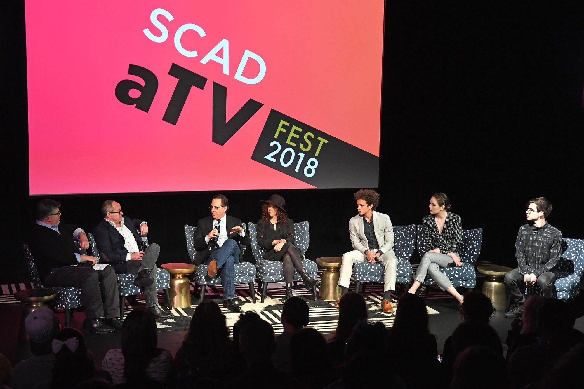 "SCAD aTVfest 2018 - ""Rise"""