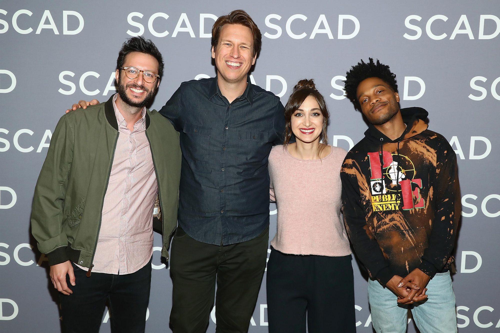 "SCAD aTVfest 2018 - ""Crashing"""