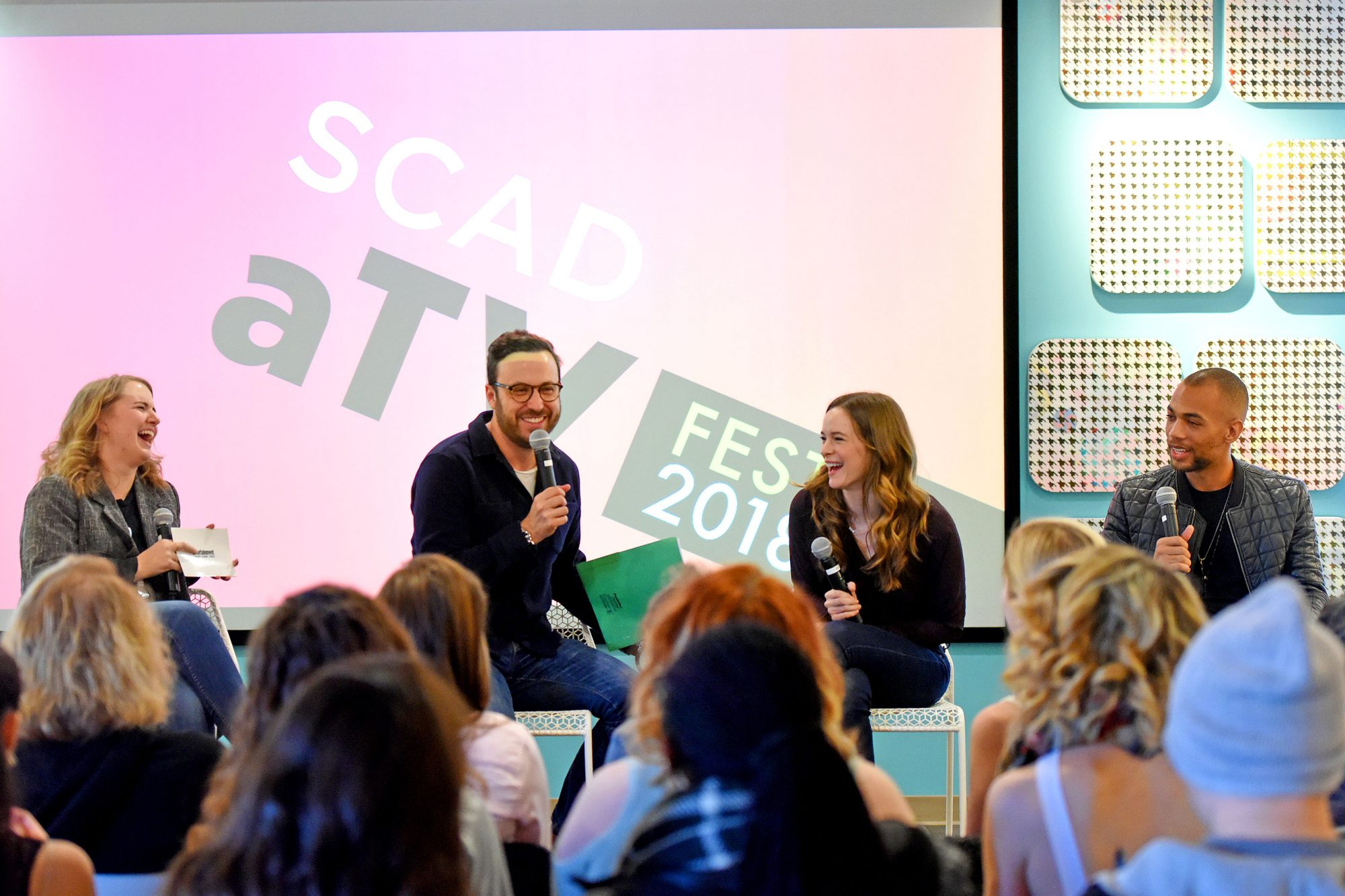 SCAD aTVfest 2018 Screenings and Panels - Day 3