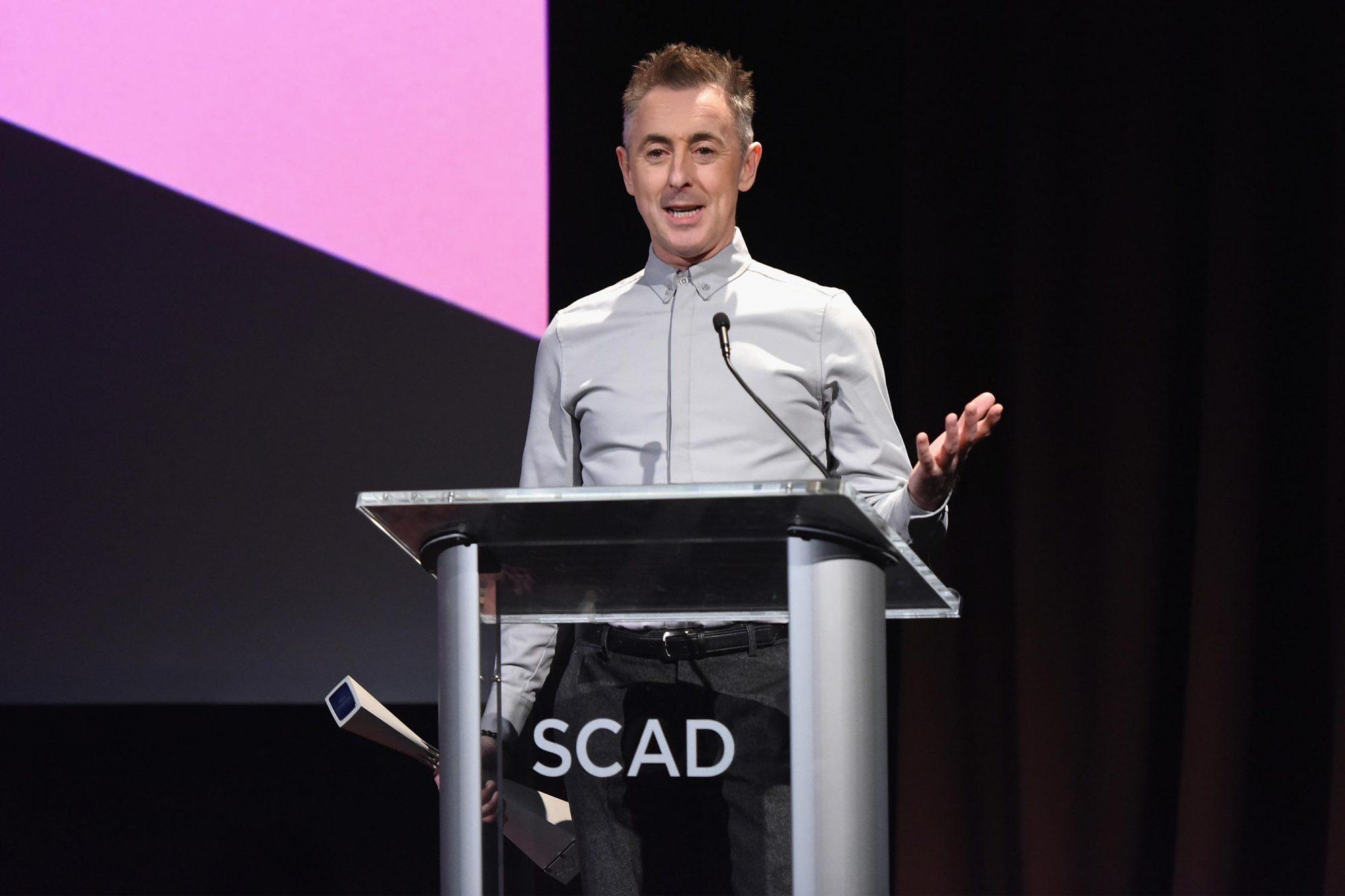 SCAD aTVfest 2018 - Icon Award Presentation, Alan Cumming