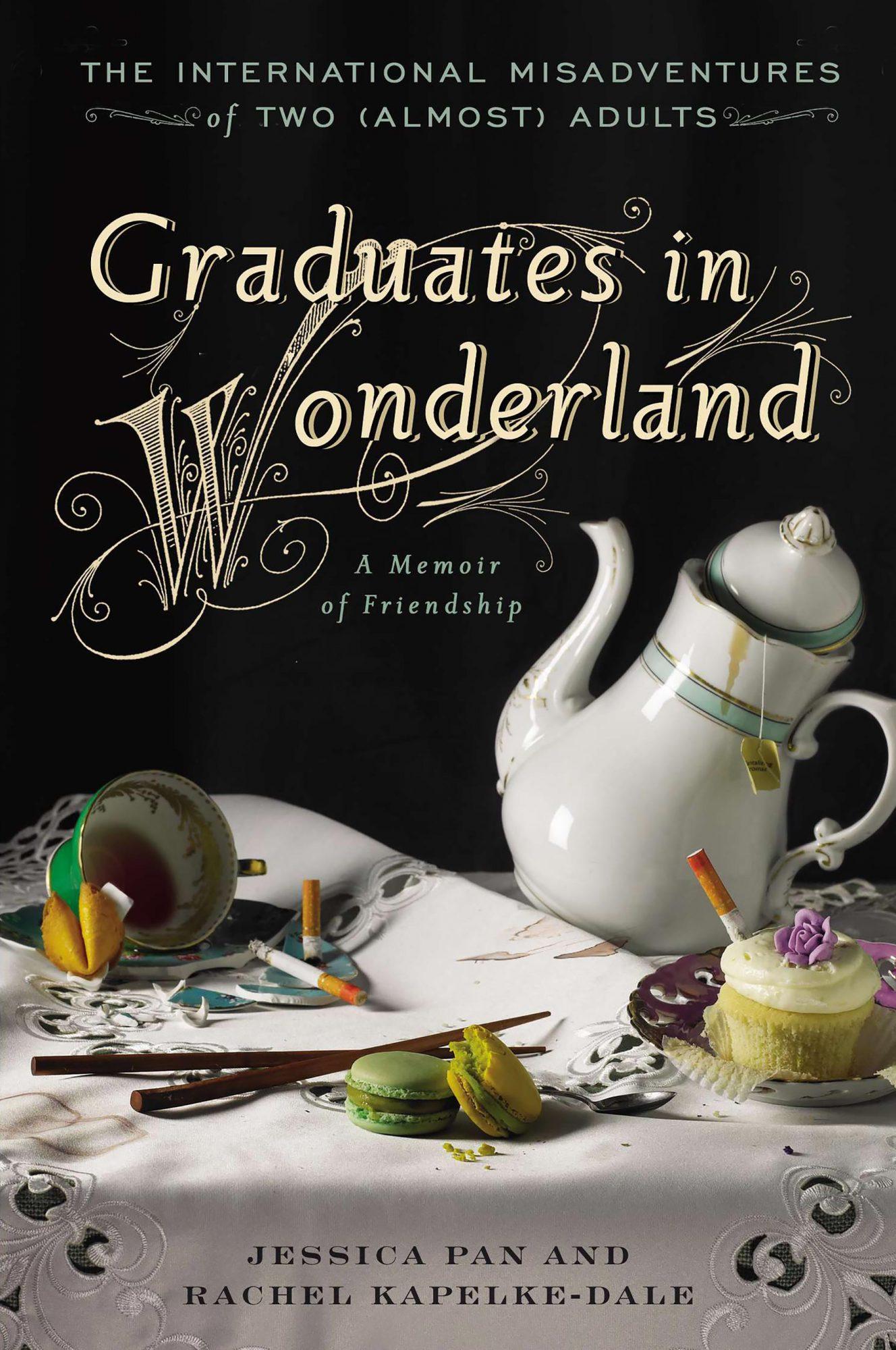 Jessica Pan, Graduates in Wonderland CR: Penguin