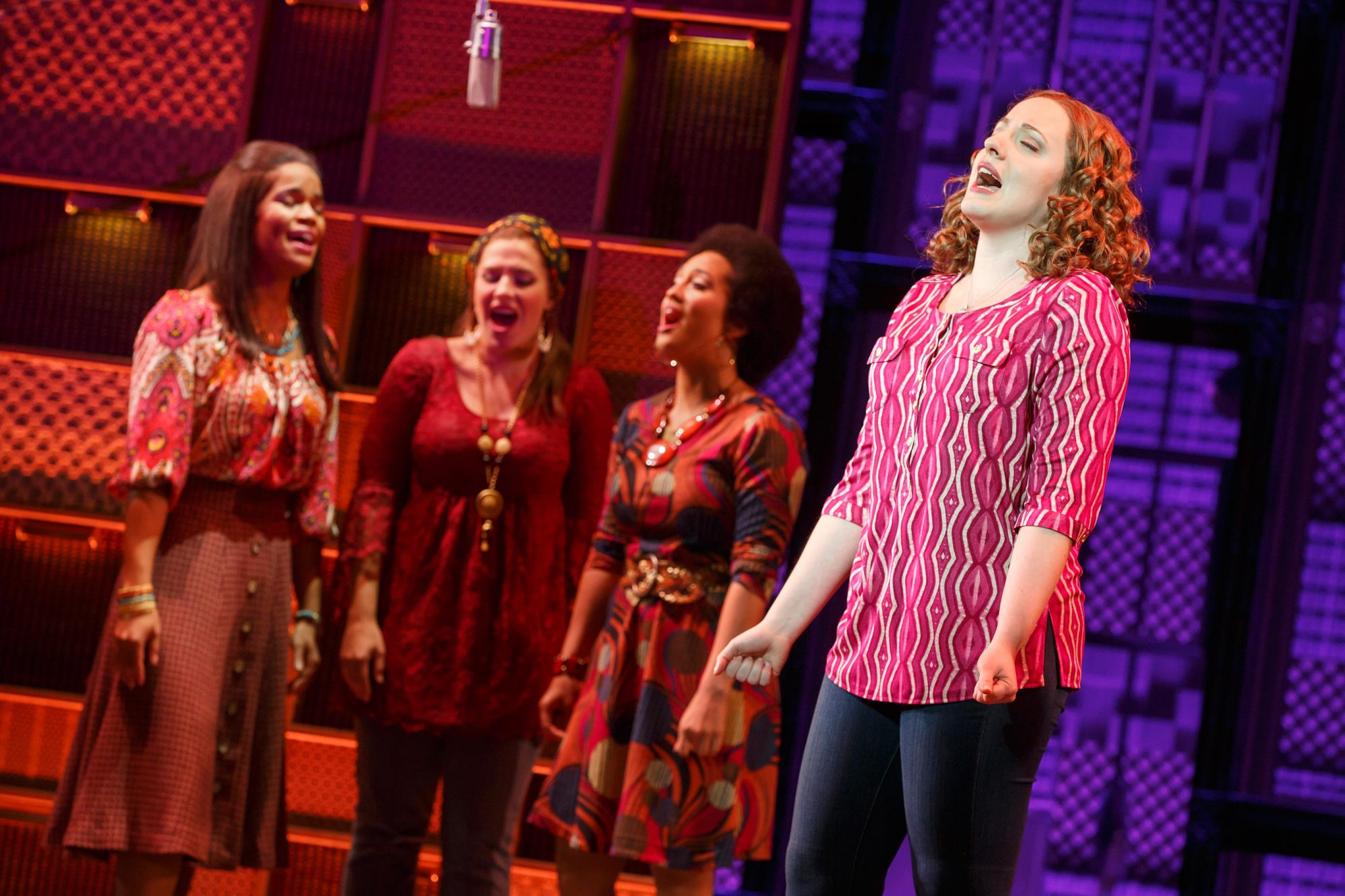 Beautiful: The Carole King Musical - Photo by Joan Marcus