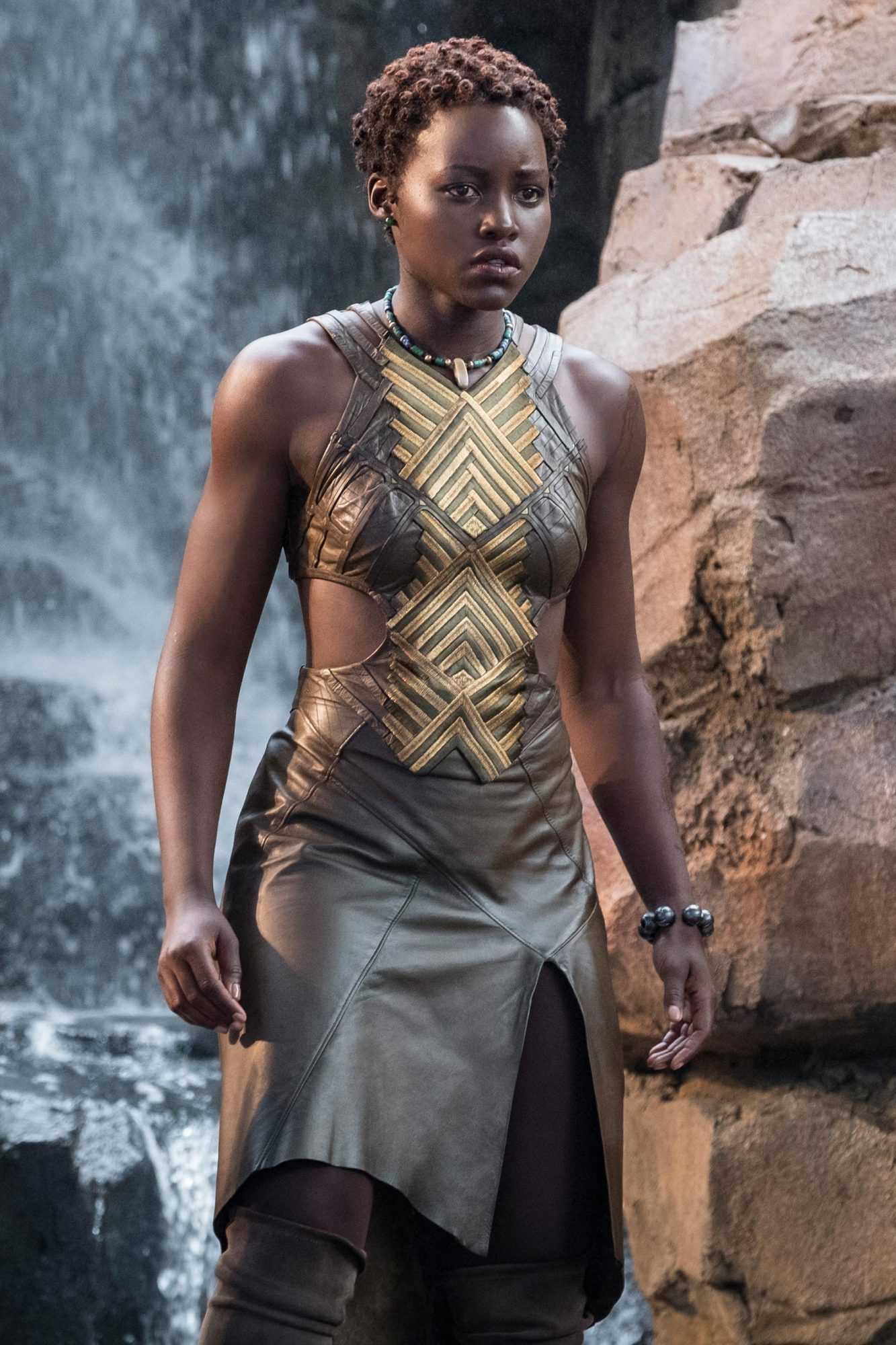 The Warrior Look