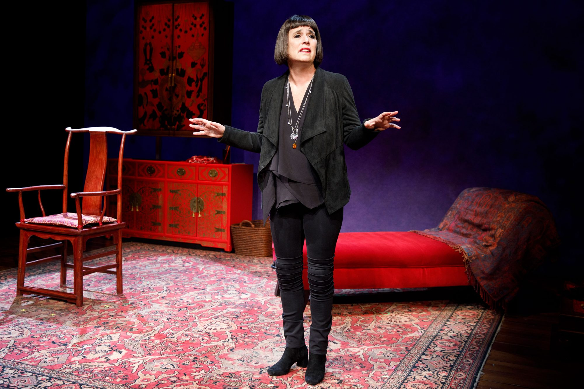 In the Body of the WorldWritten & Performed by Eve EnslerDirected By  Diane Paulus