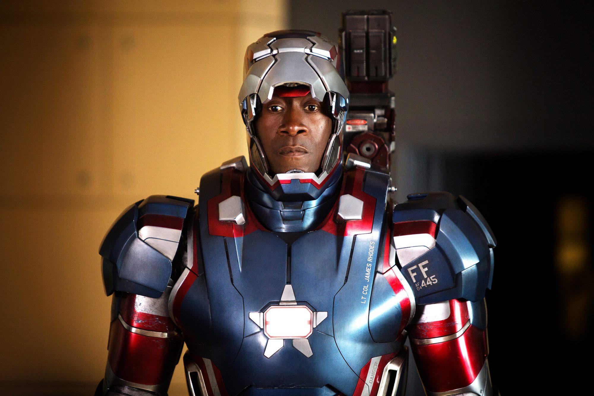 Iron Man 3 (2013)James Rhodes/Iron Patriot (Don Cheadle)