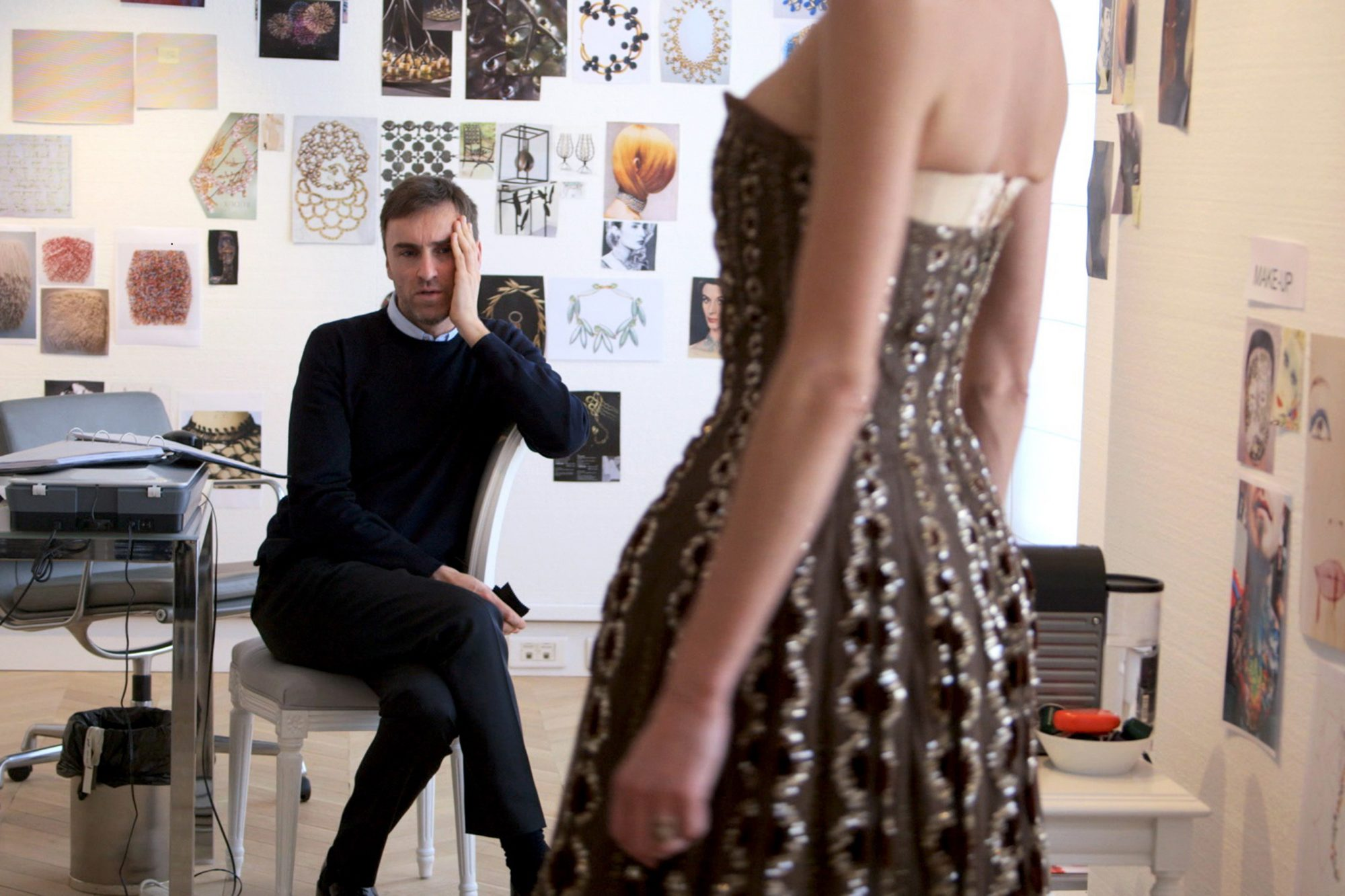 DIOR AND I, Raf Simons, 2014. ©The Orchard/courtesy Everett Collection