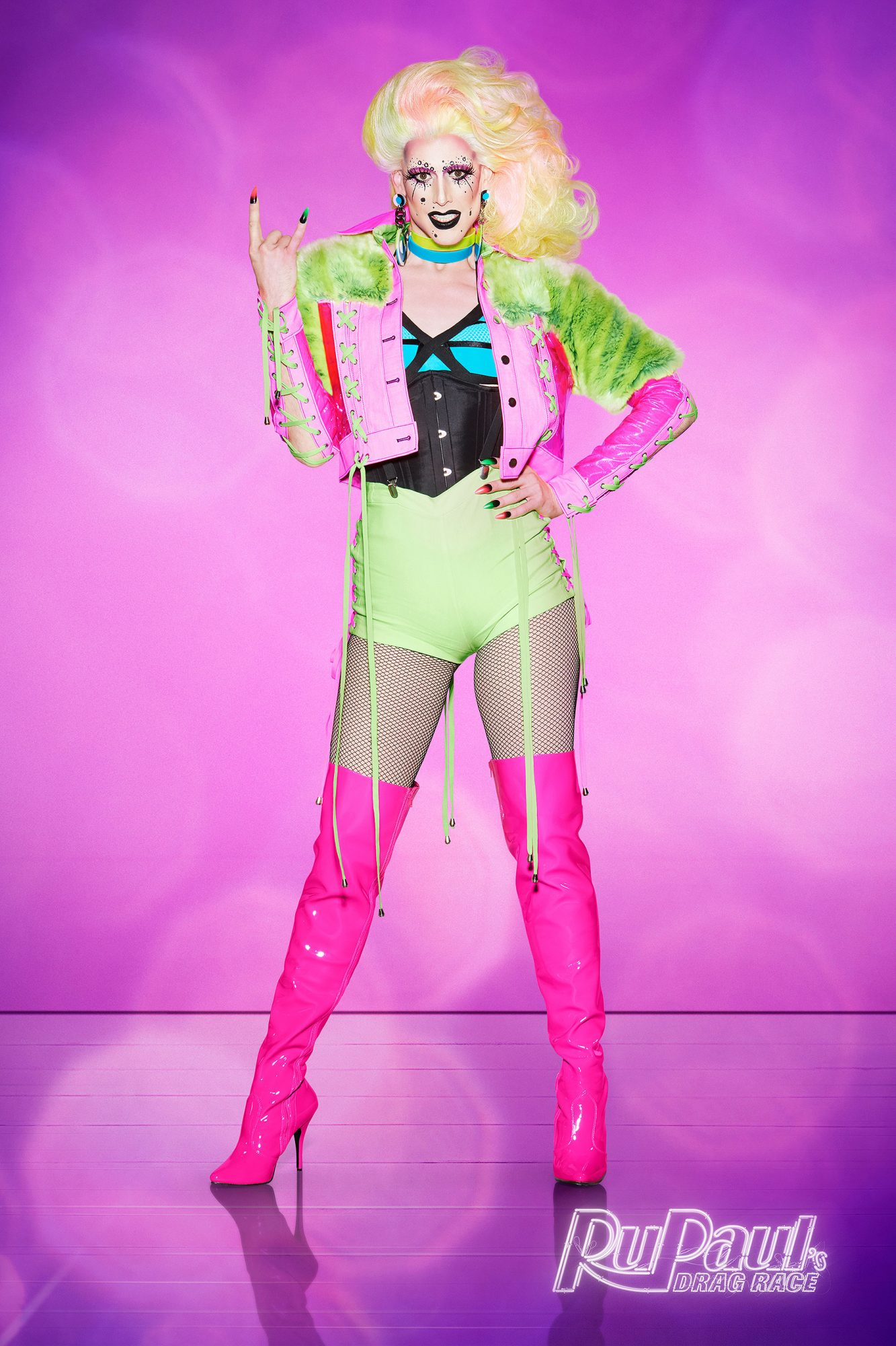 RuPaul's Drag Race Season 10 CastCredit: VH1