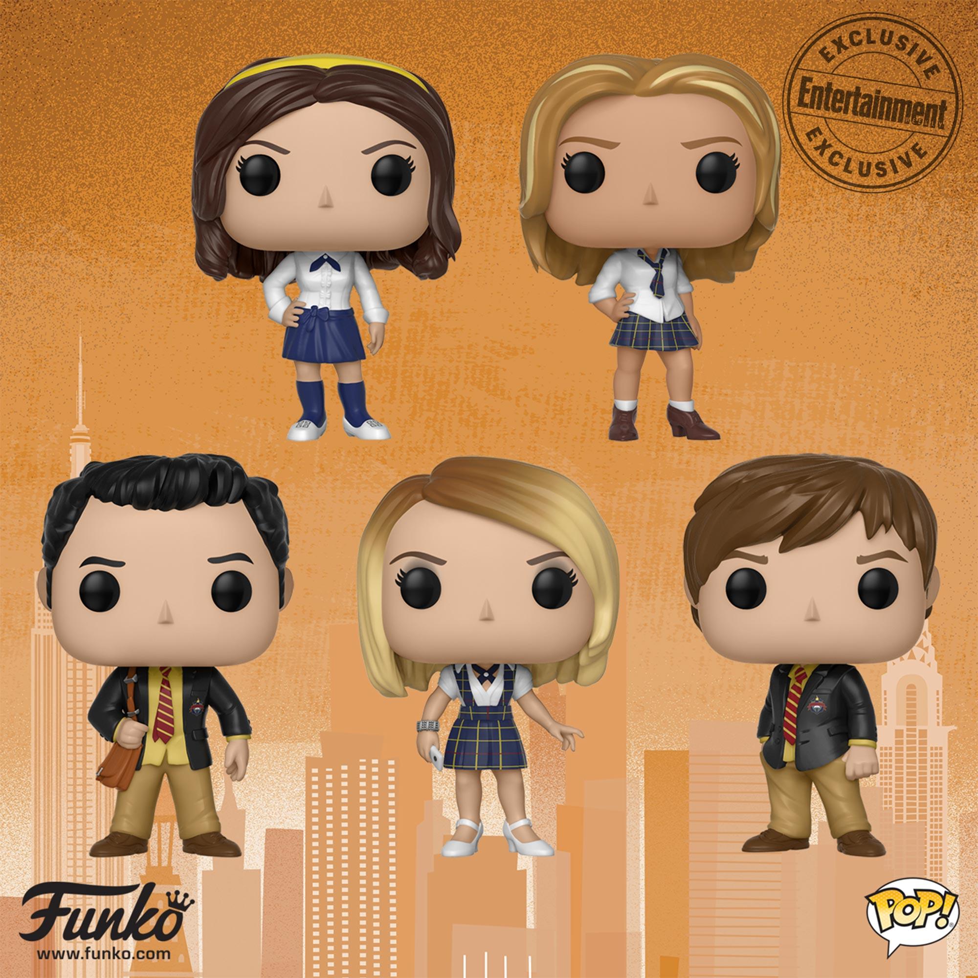 Funko Pop Toy Fair exclusives