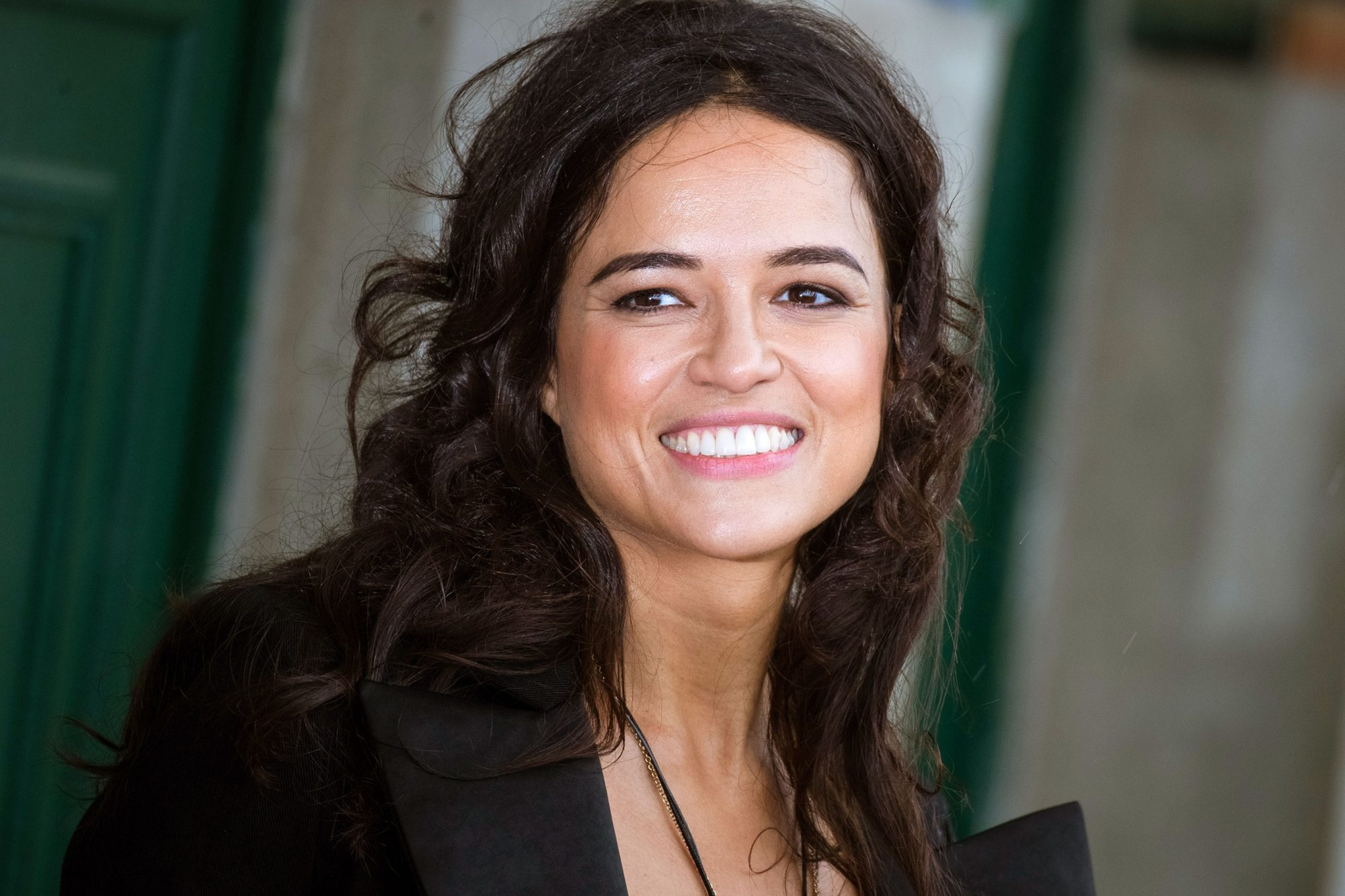 Michelle Rodriguez : Photocall - 43rd Deauville American Film Festival