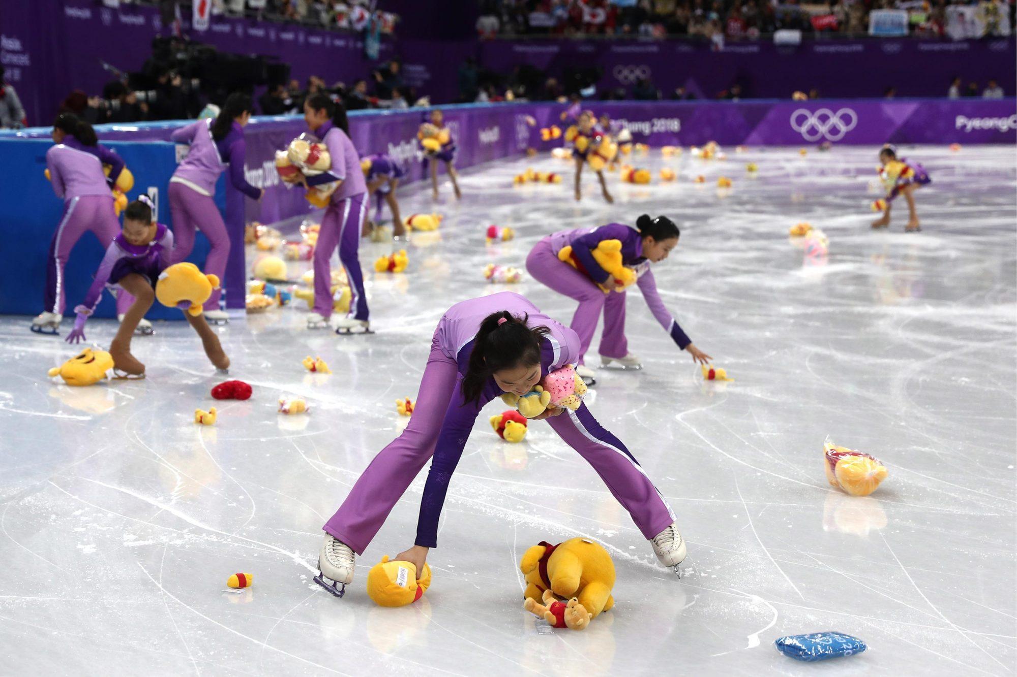 PyeongChang 2018 Olympics: Figure Skating, Men's Short Program