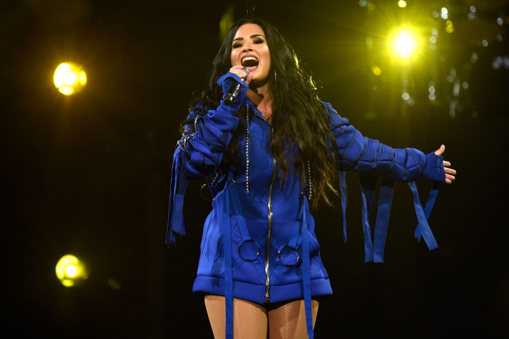 "Demi Lovato ""Tell Me You Love Me"" World Tour Opener - San Diego"
