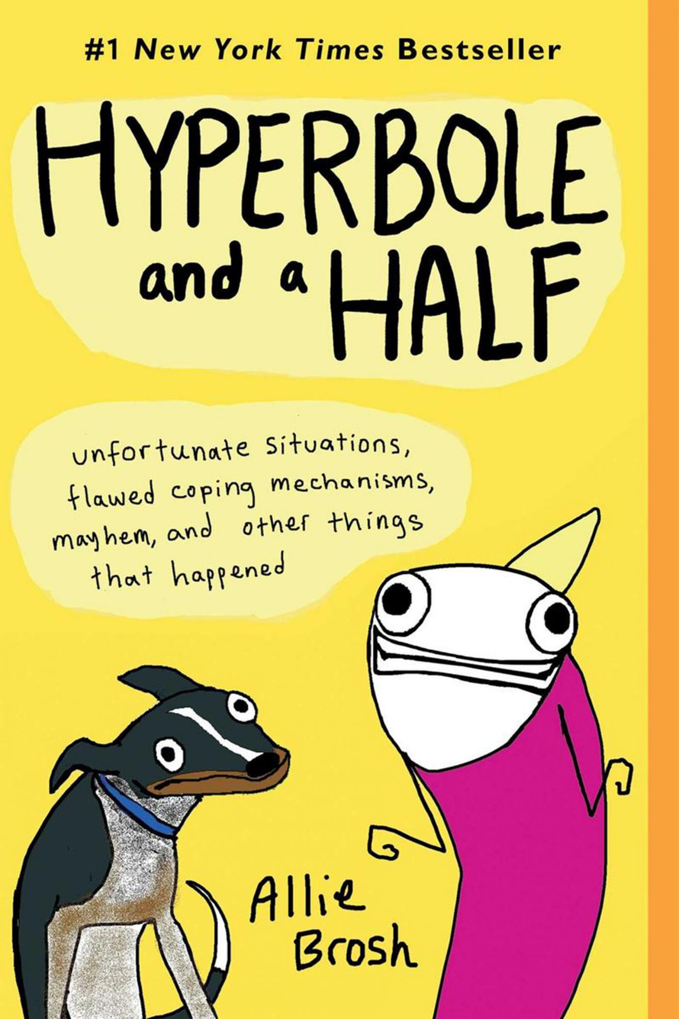 Hyperbole and Half, by Allie Brosh