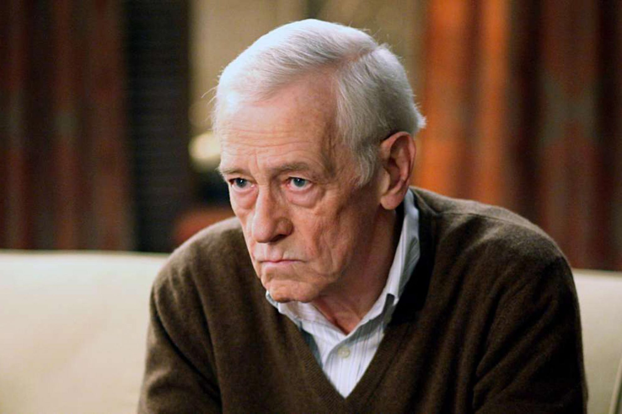 IN TREATMENT -- Pictured: John Mahoney CR: HBO