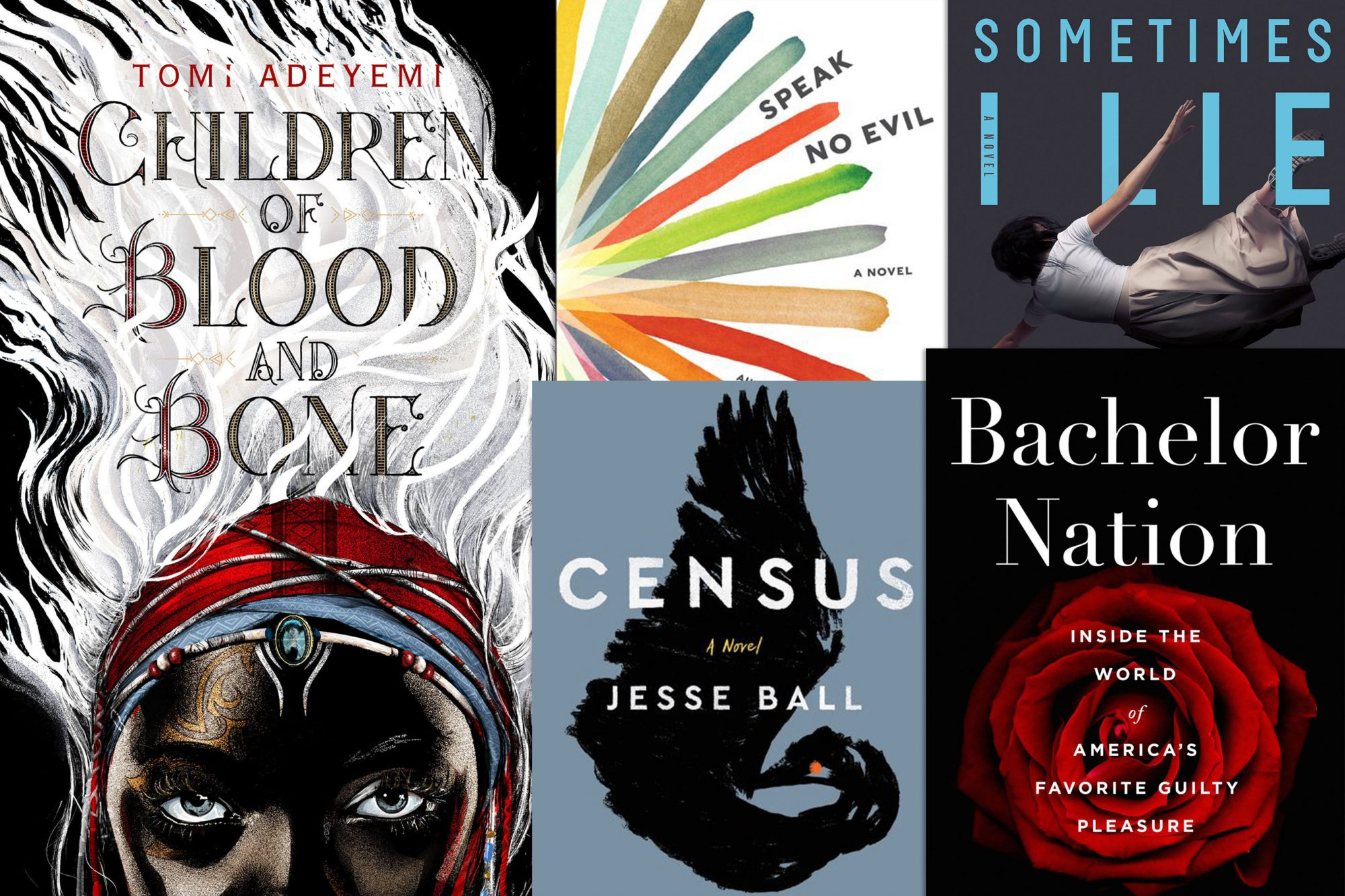 Your Essential March Reads