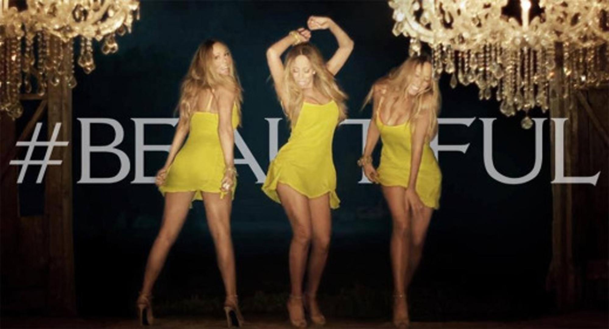Mariah Carey ft. Miguel Ð Ò#Beautiful (Explicit Version)Ó Vevo
