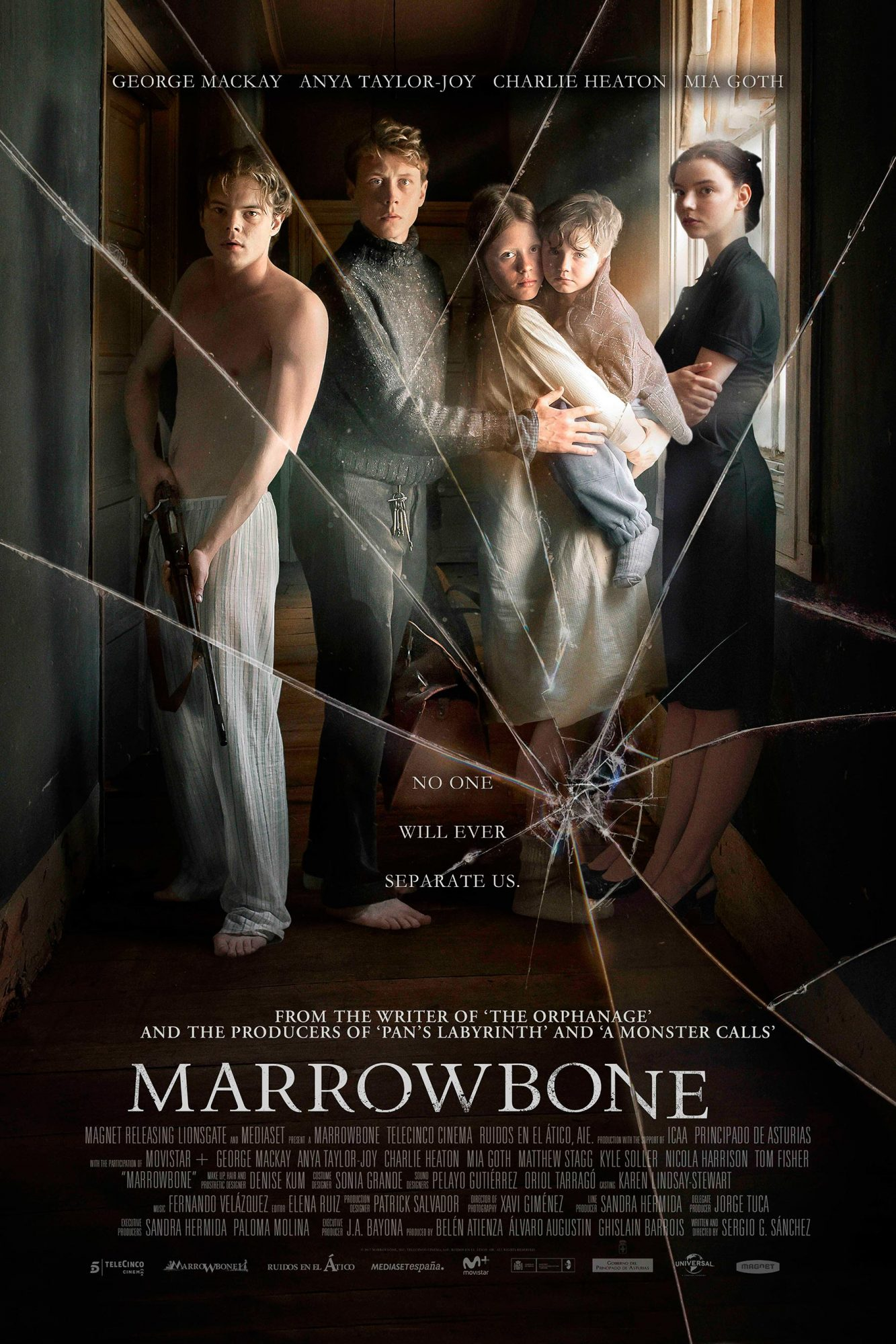 Marrowbone (2018) Movie Poster CR: Magnolia Pictures