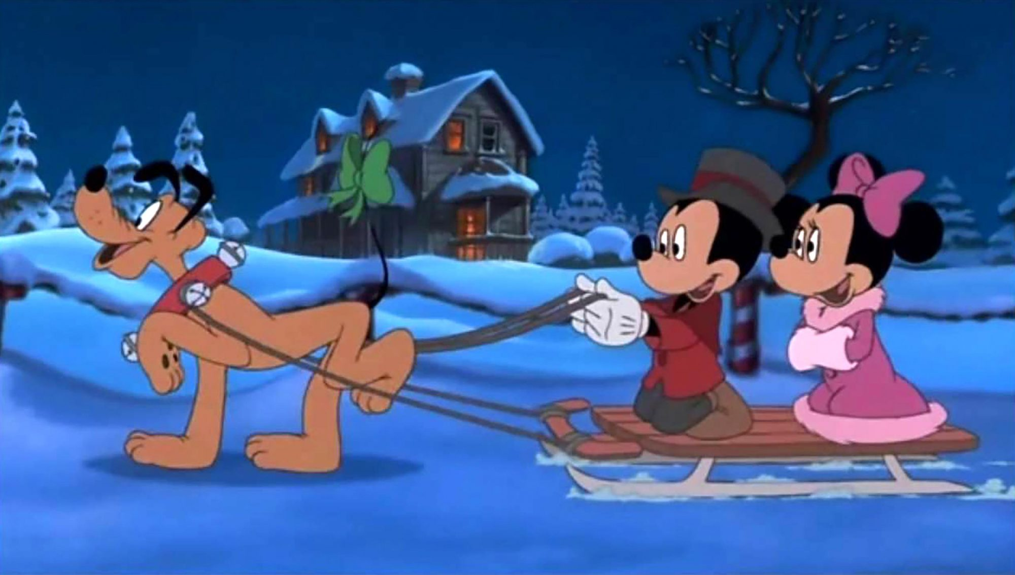 Mickey's Once Upon a Christmas (1999) CR: Disney