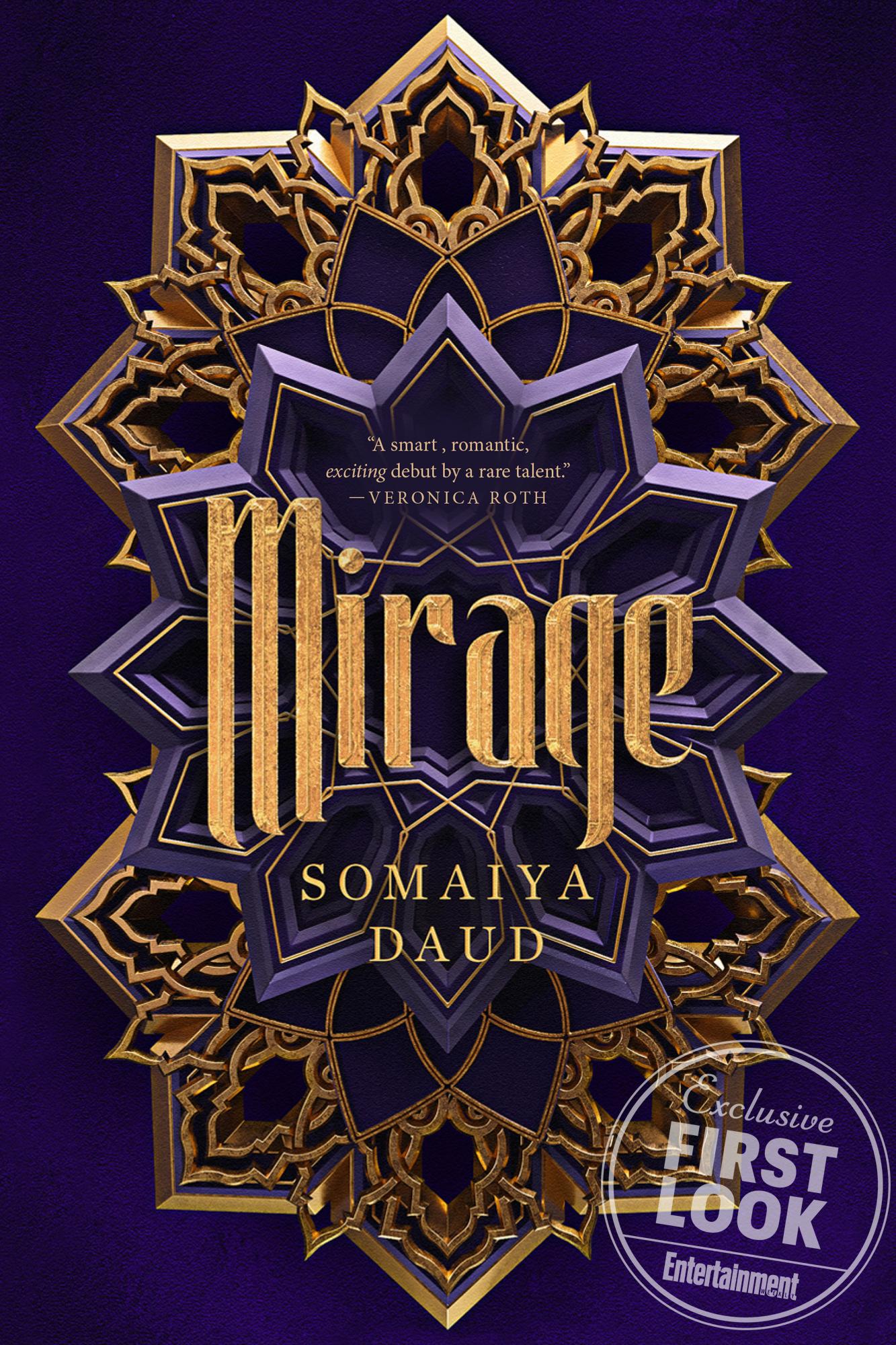 Mirage by Somaiya DaudCredit Flatiron Books