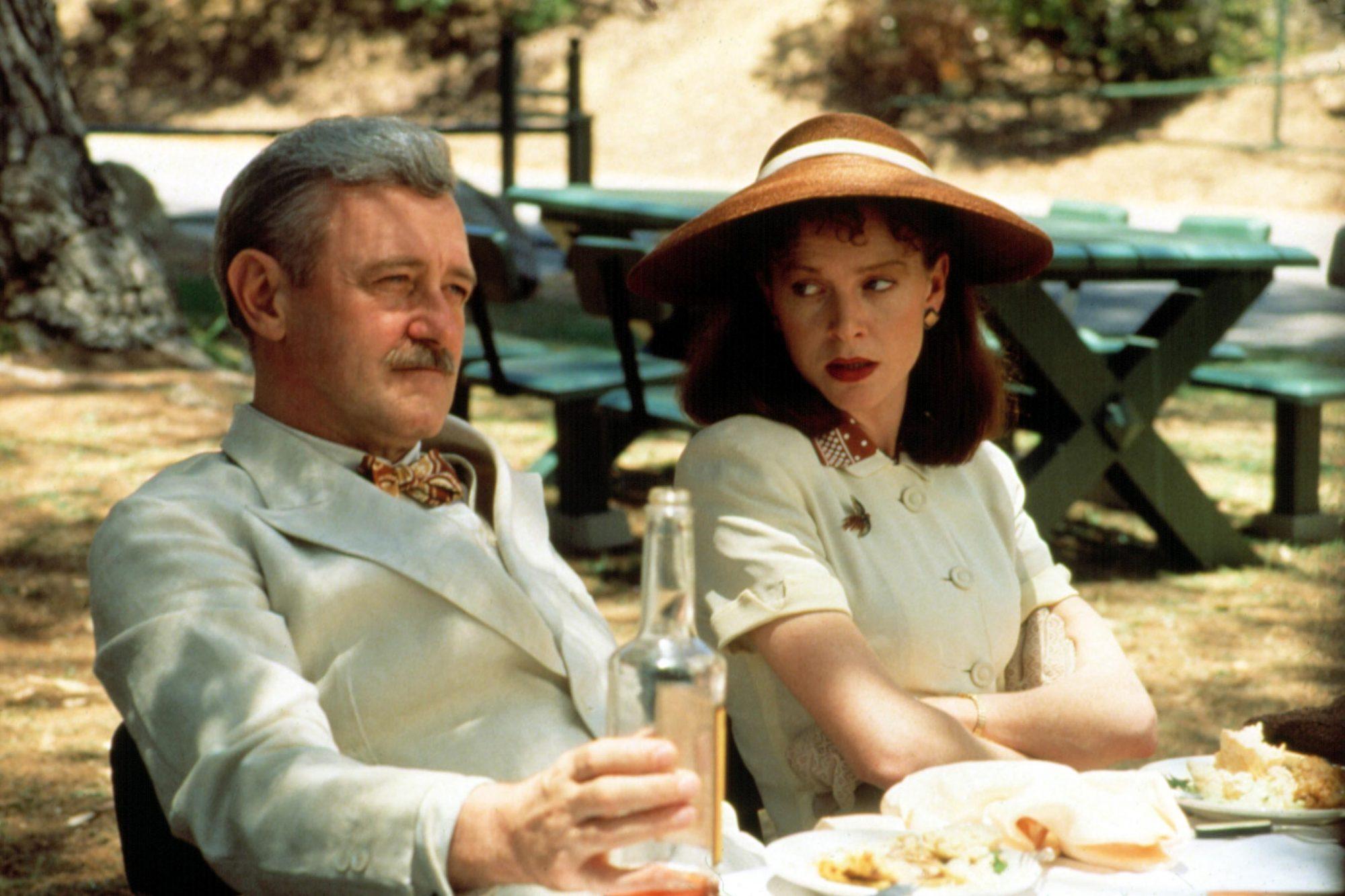 BARTON FINK, John Mahoney, Judy Davis, 1991, TM & Copyright (c) 20th Century Fox Film Corp. All righ