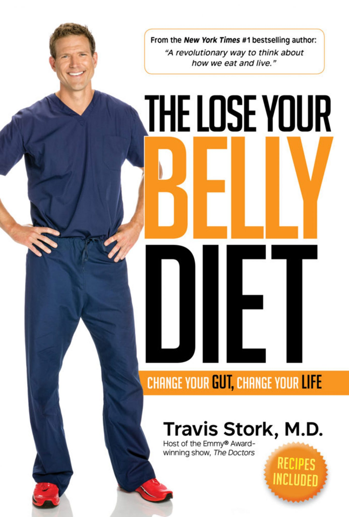 The Lose Your Belly Diet by Travis Stork M.D.