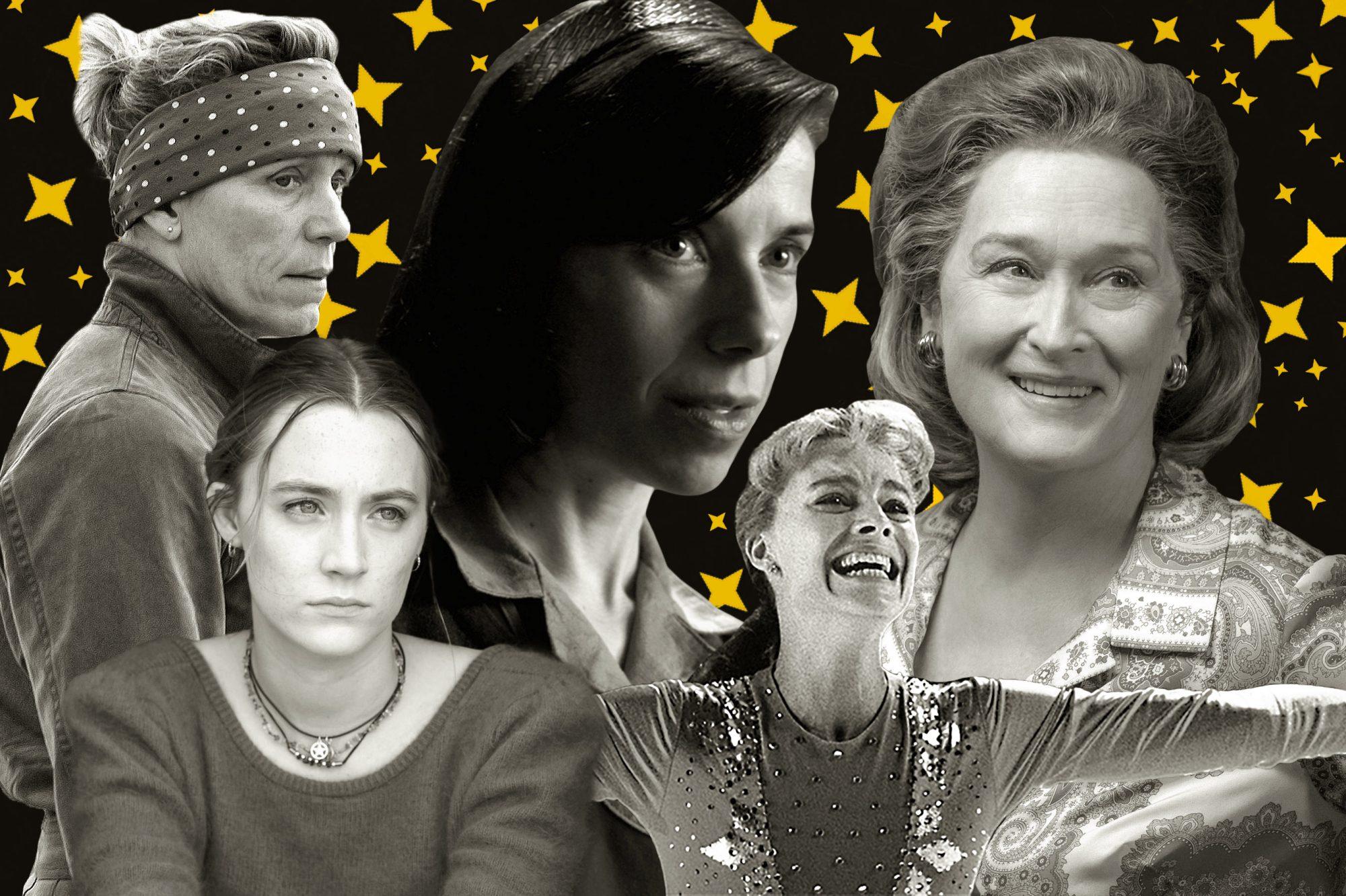Oscar-Actress