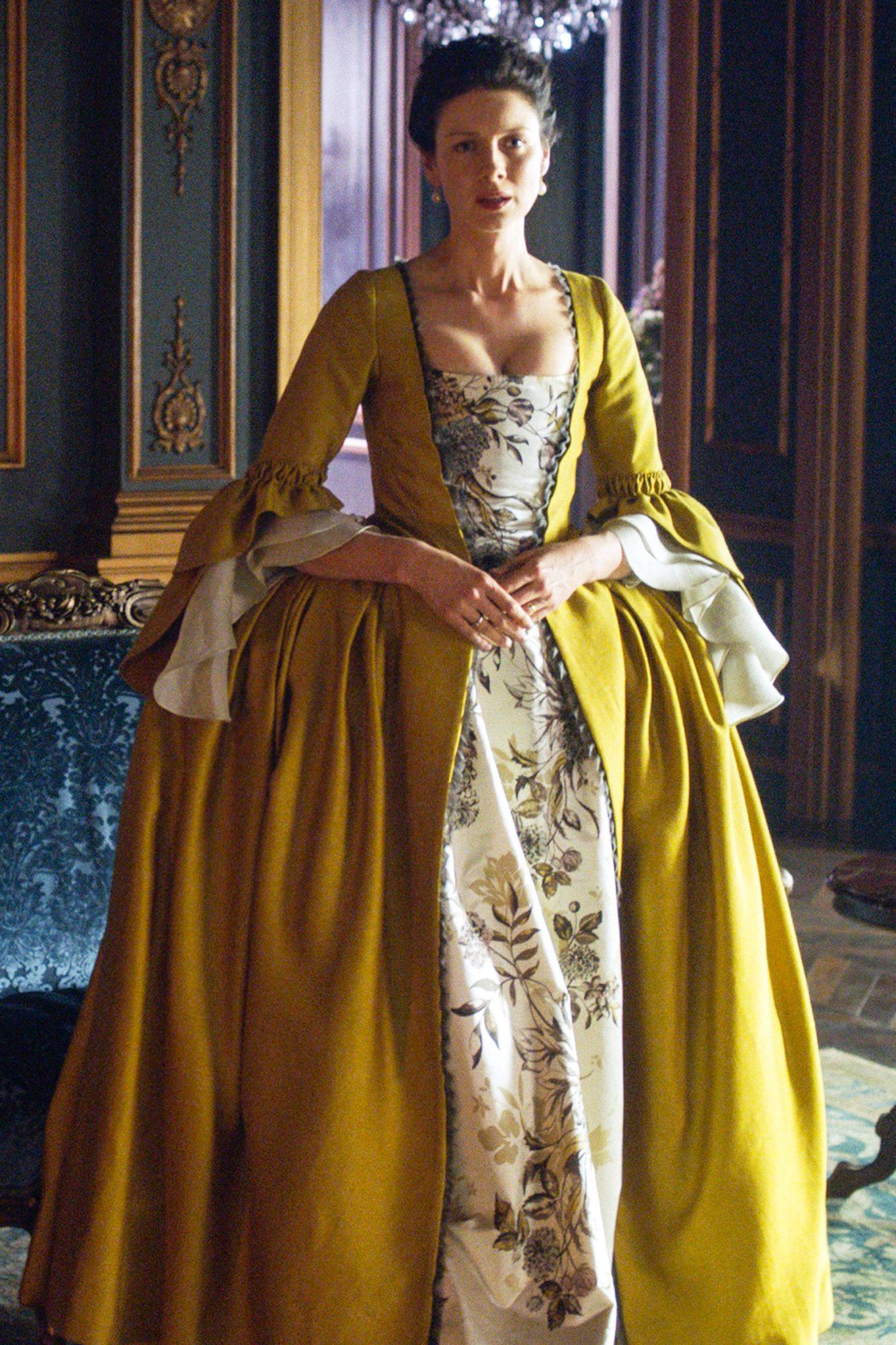 OutlanderSeason 22016Caitriona Balfe (Claire)