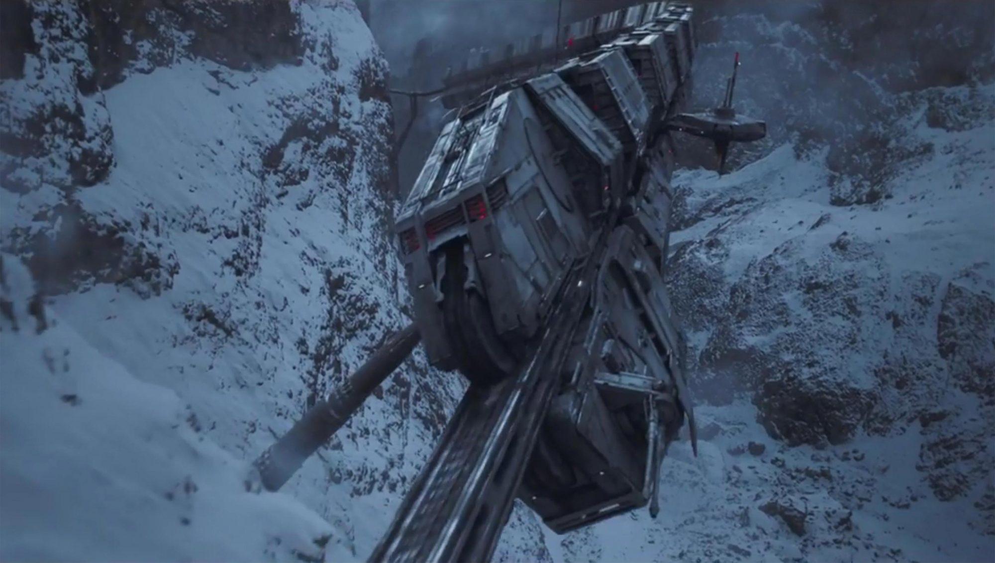 Solo (2018) trailer (screen grab) CR: Lucasfilm