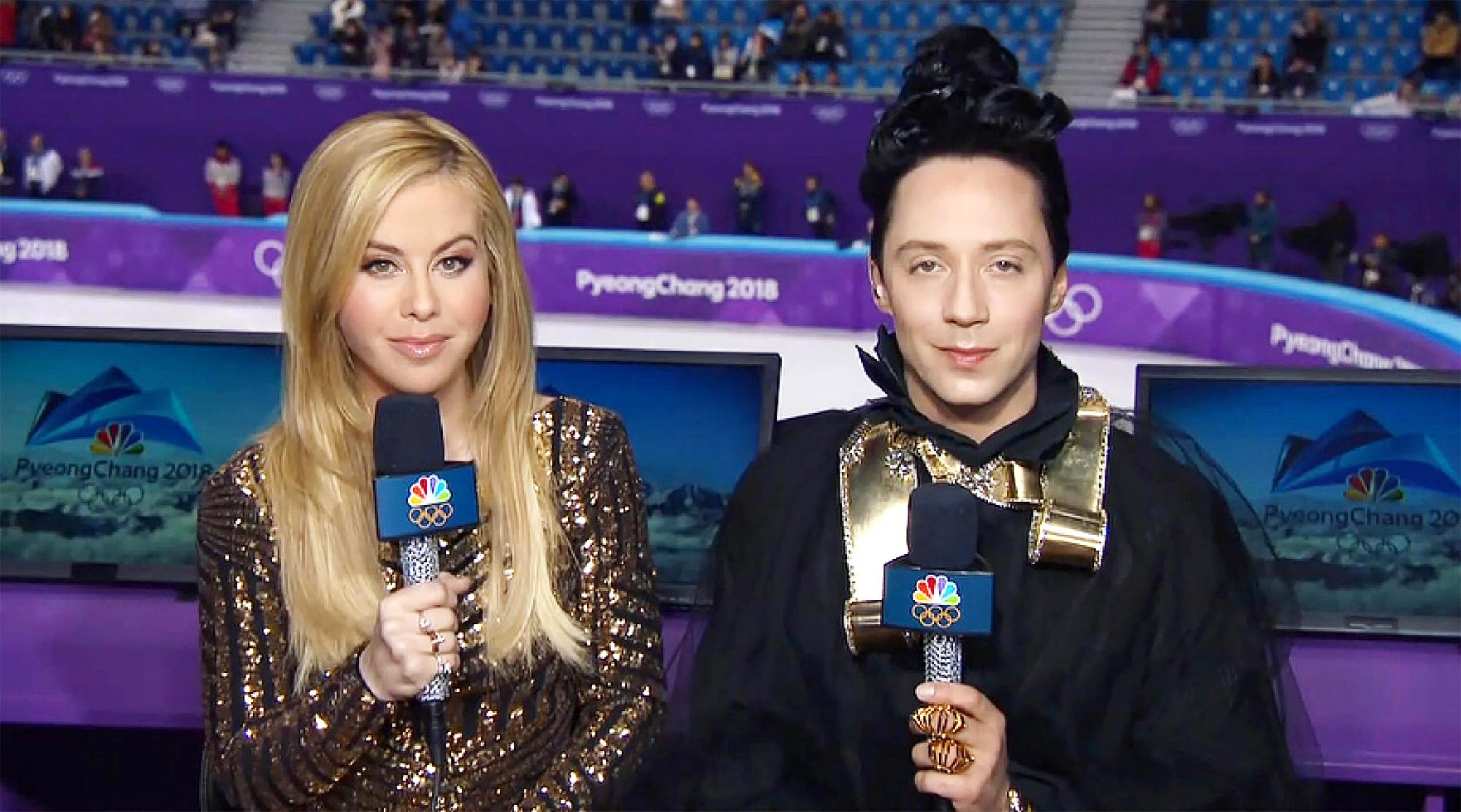 Tara-Lipinski-and-Johnny-Weir-Fashion