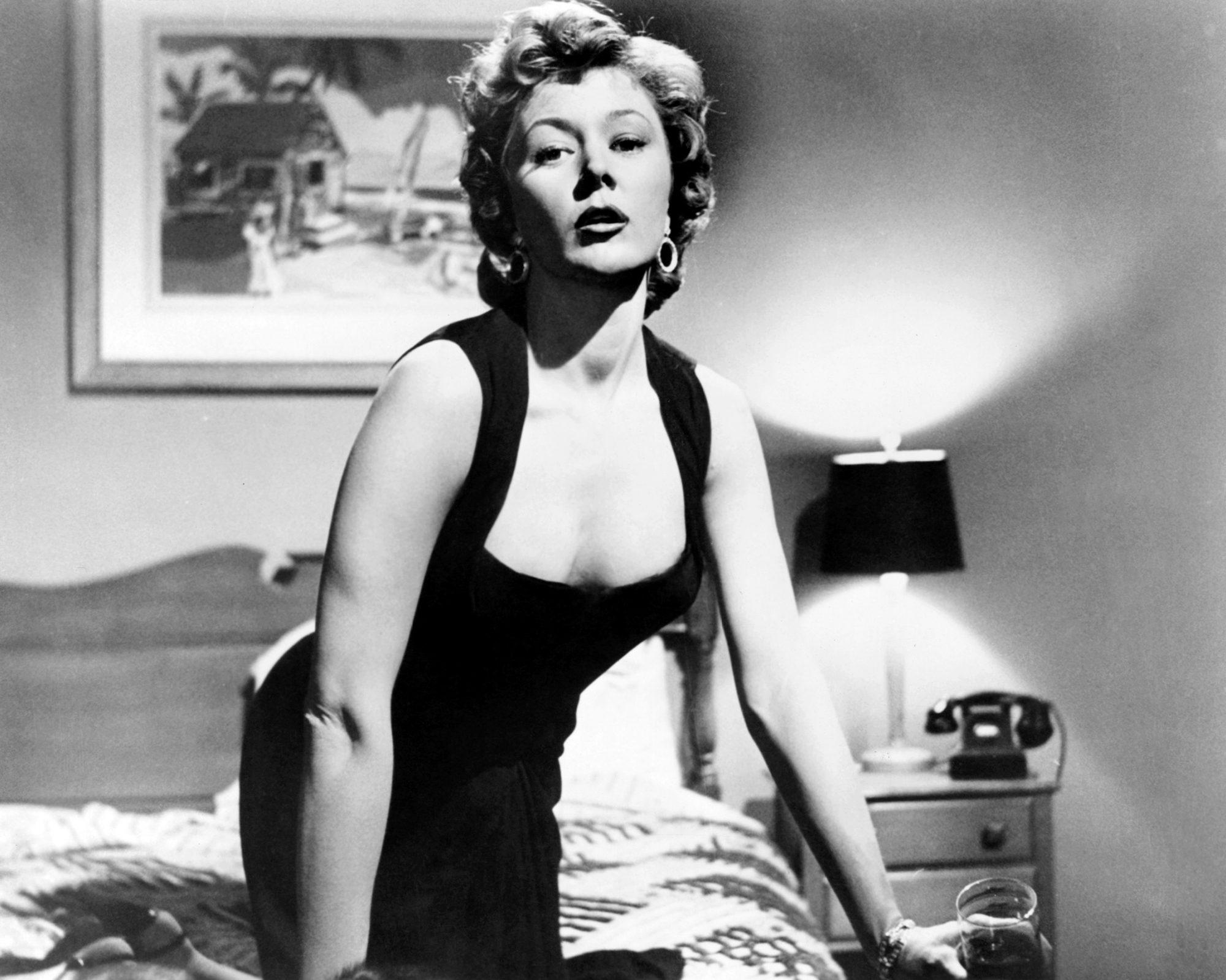 THE BIG HEAT, Gloria Grahame, 1953