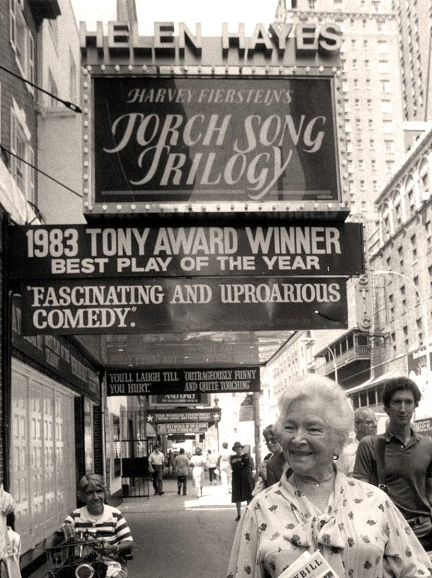 Torch Song Helen Hayes