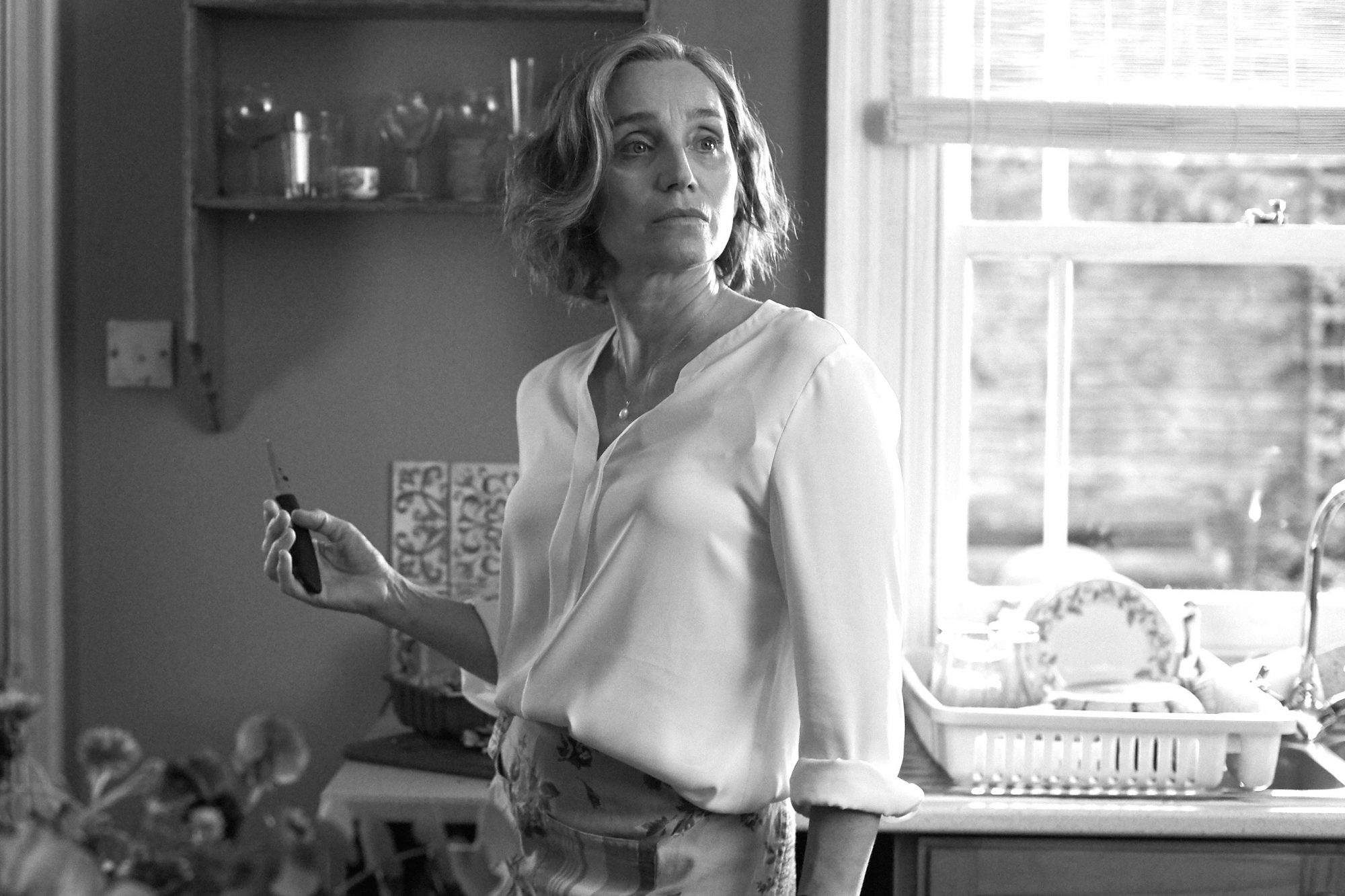 The Party (2018)KRISTIN SCOTT THOMAS as JANET