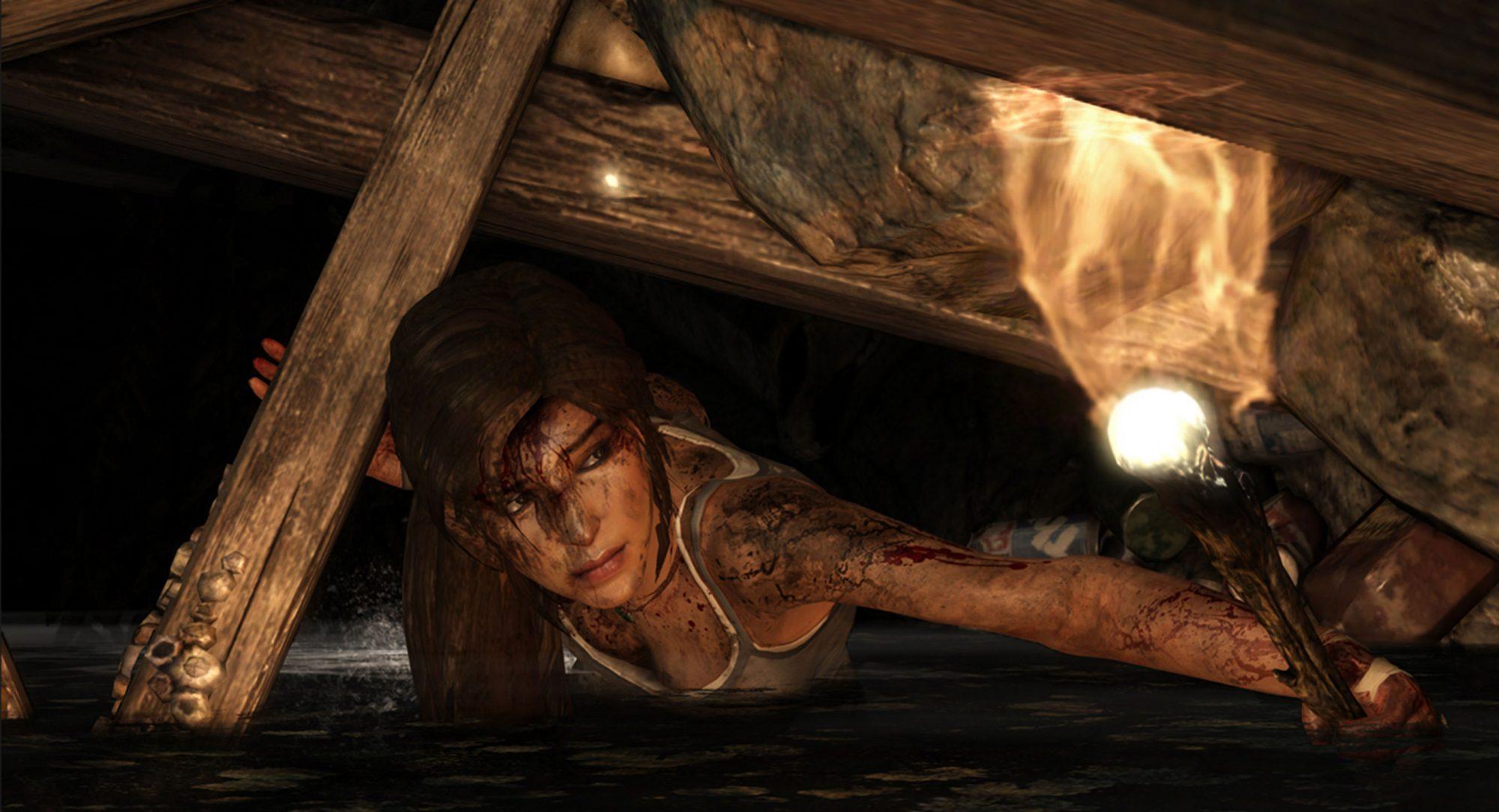 Tomb Raider(video game 2013)