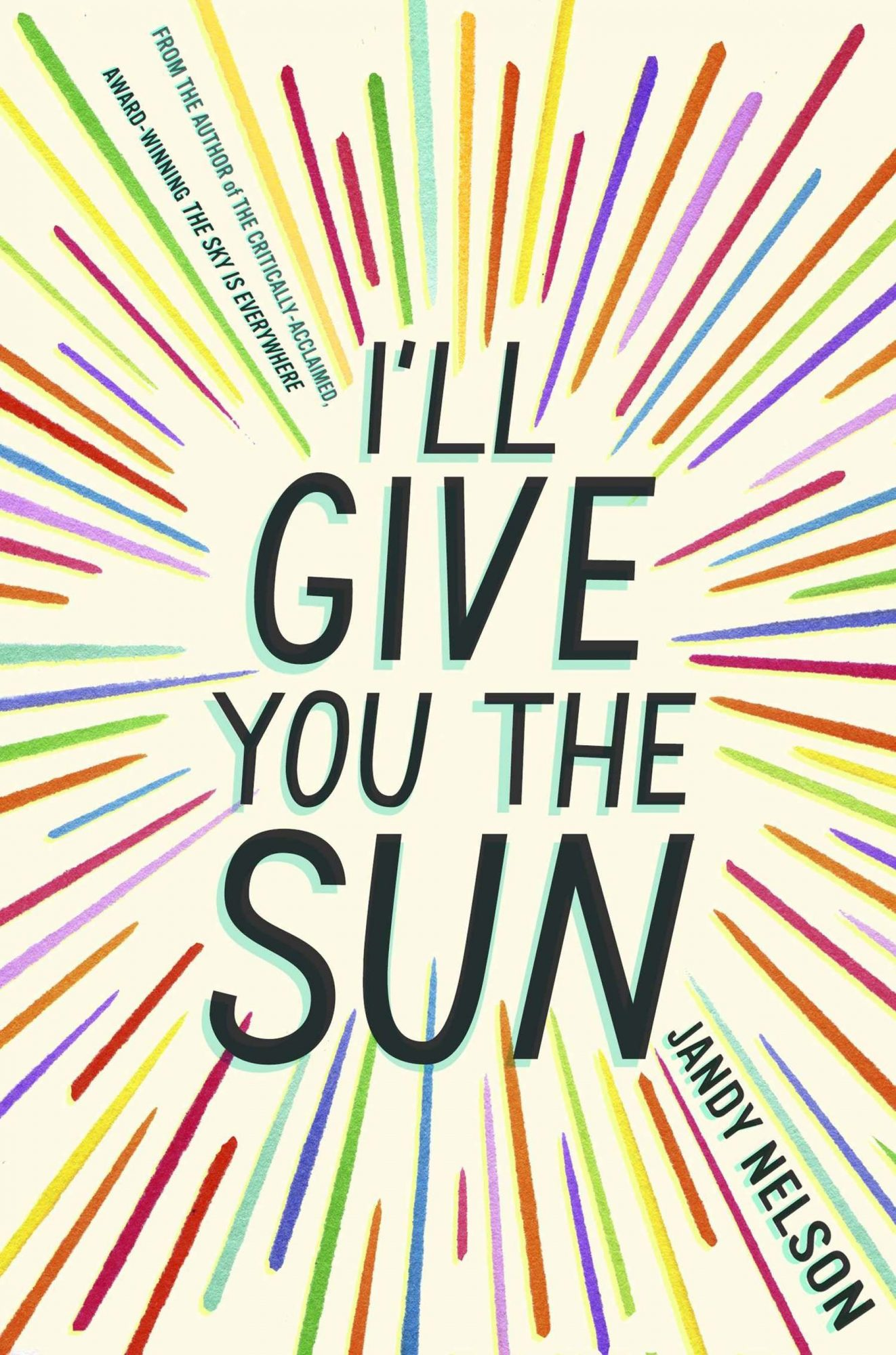 I'll Give You the Sun (9/16/14)by Jandy Nelson
