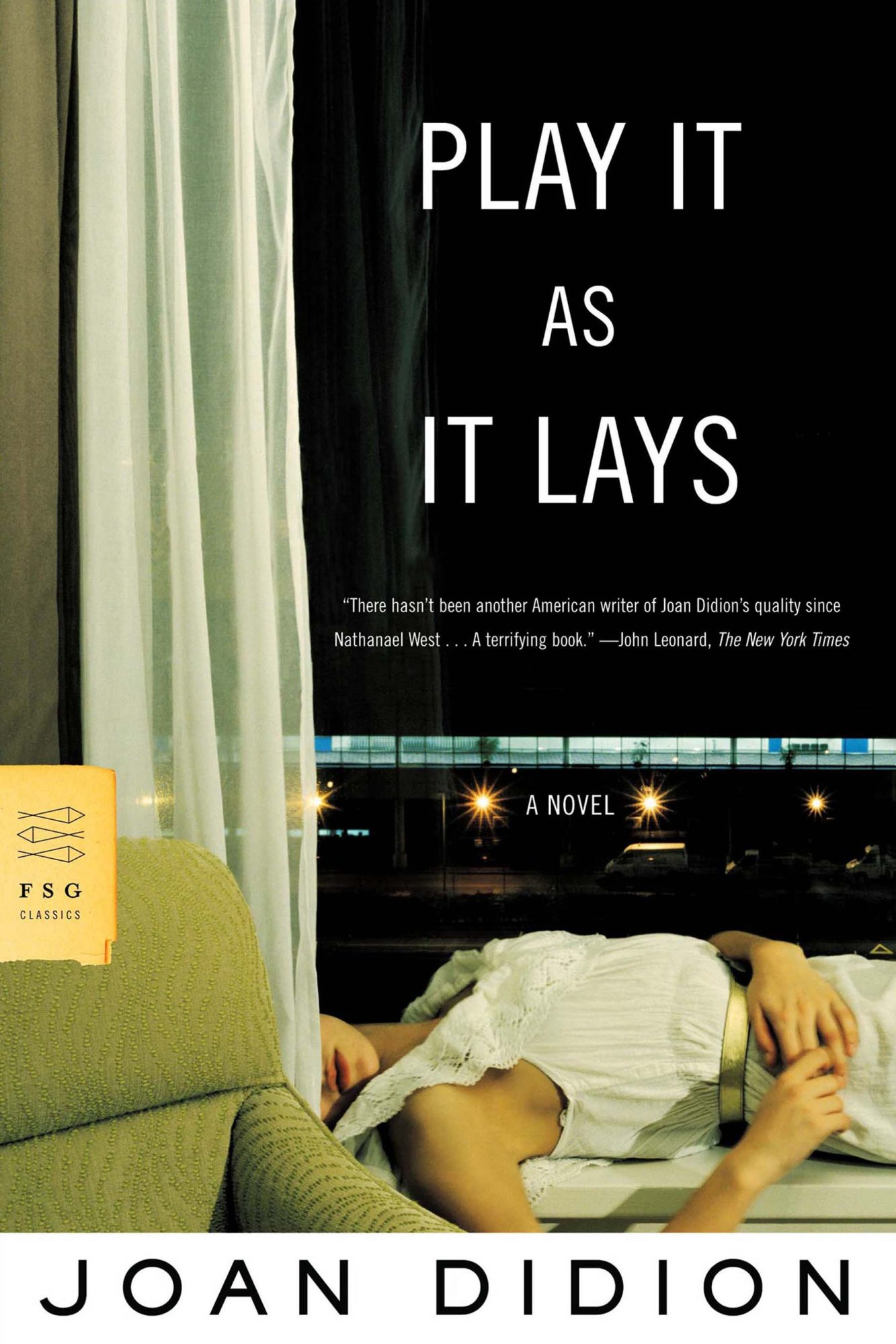 Play as It Lays, by Joan Didion