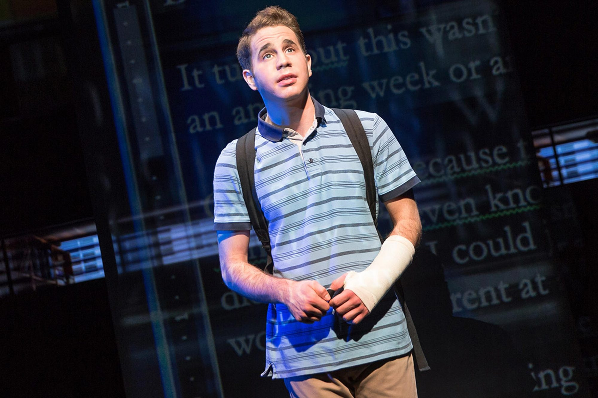 Dear Evan Hansen (2016)SECOND STAGE THEATER PRODUCTIONBen Platt