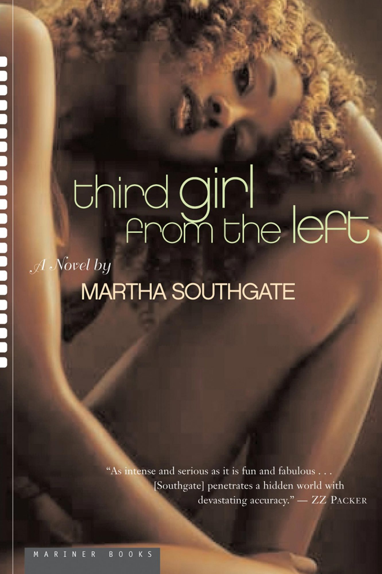 Third Girl From The Left - paperback (9/1/06)by Martha Southgate
