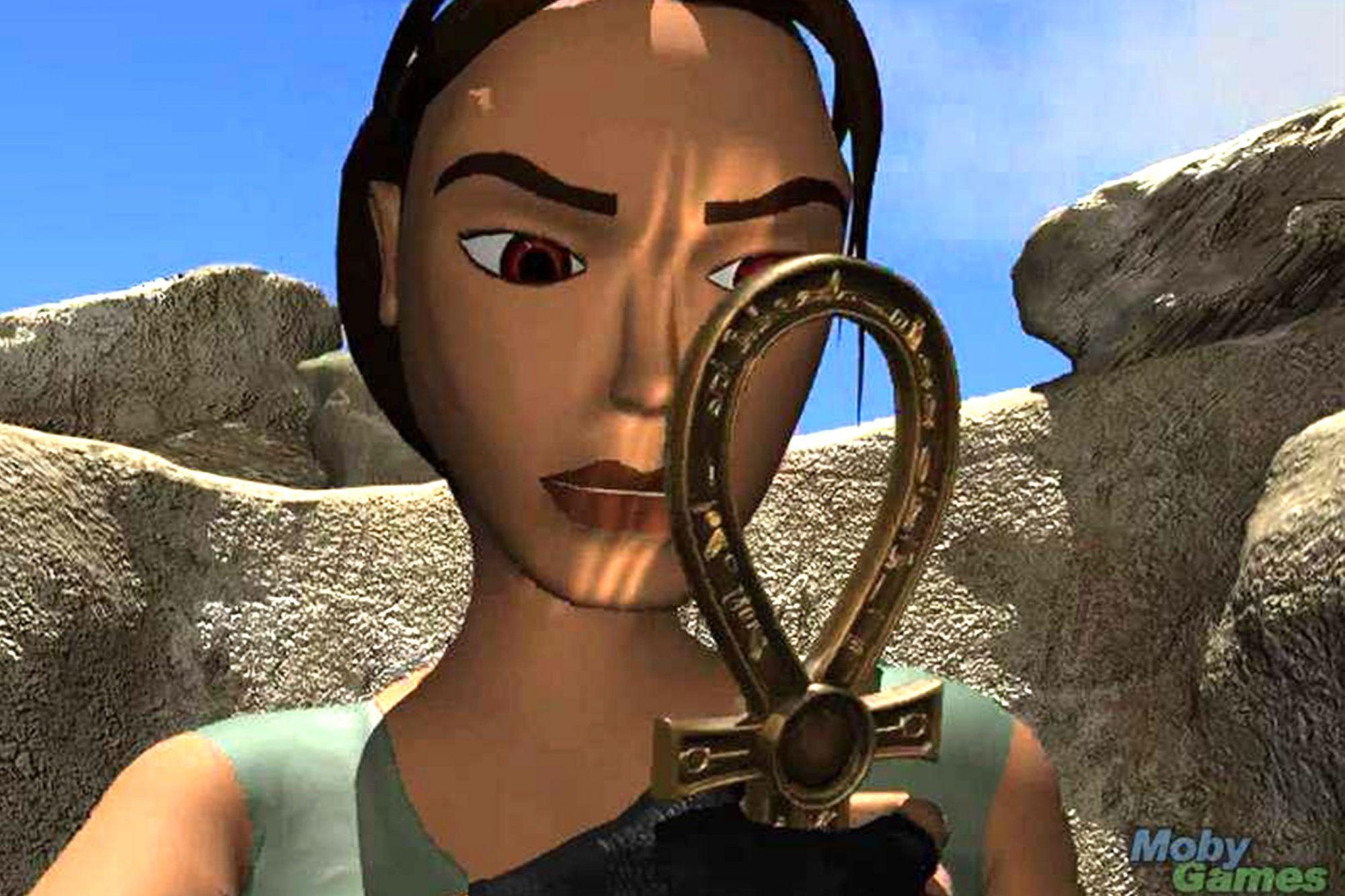 Tomb Raider: The Last Revelation(video game -  1999)