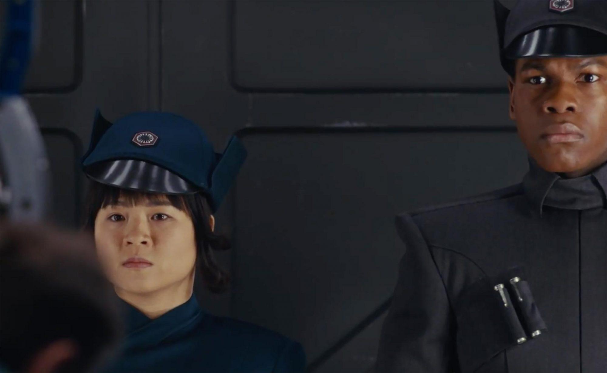Star Wars: The Last Jedi Behind The Scenes (screen grab) CR: Star Wars/YouTube