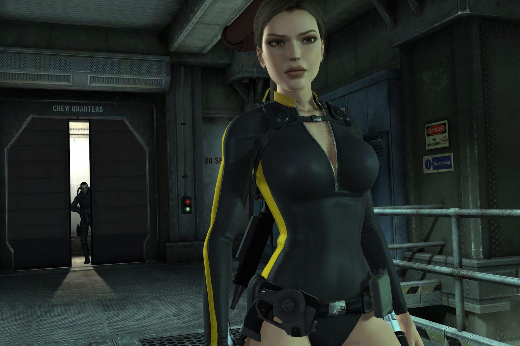 Tomb Raider: Underworld (video game - 2008)