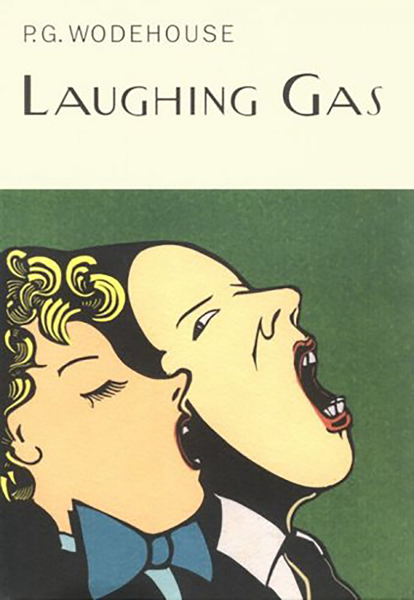 Laughing Gas, by P.G. Wodehouse
