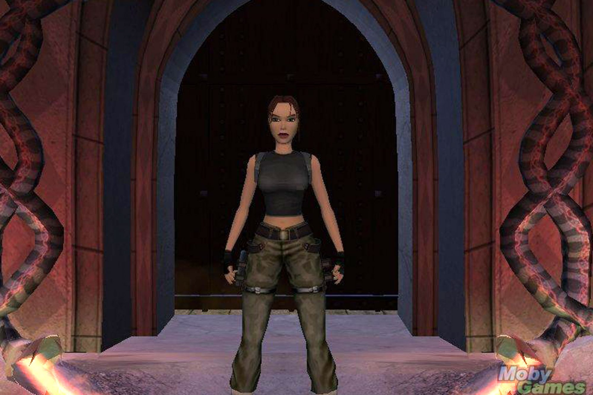 Tomb Raider: The Angel of Darkness(video game - 2003)