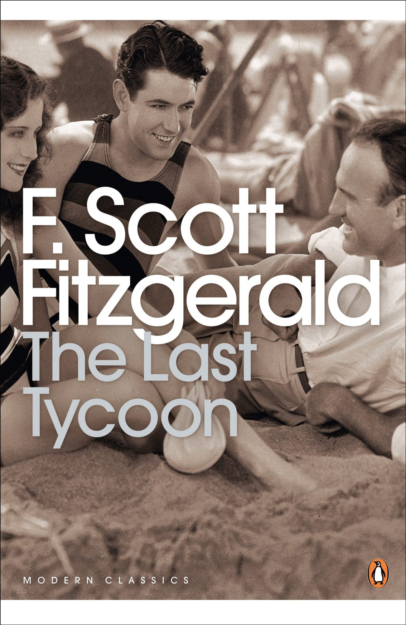 The Last Tycoon, by F. Scott Fitzgerald